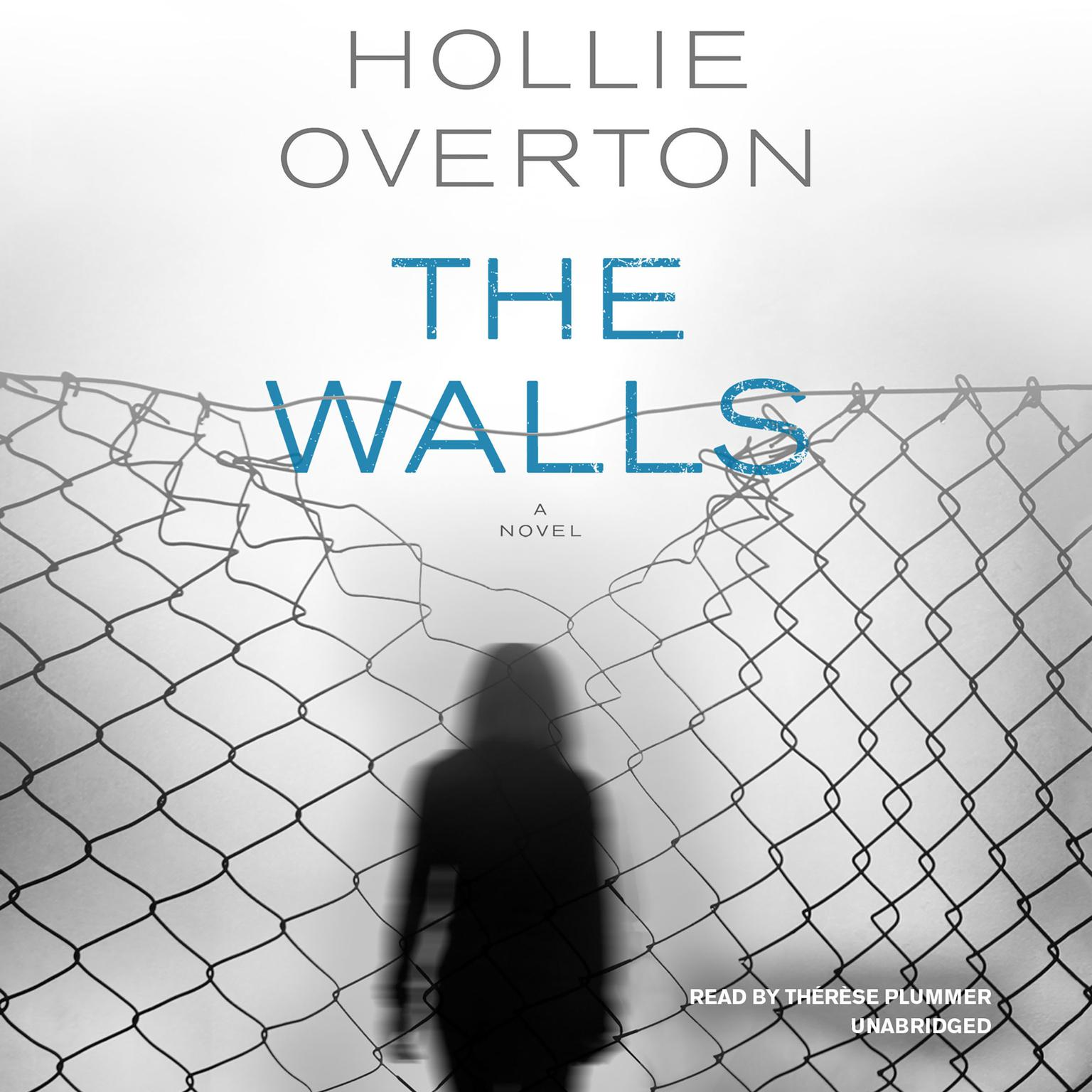 Printable The Walls Audiobook Cover Art