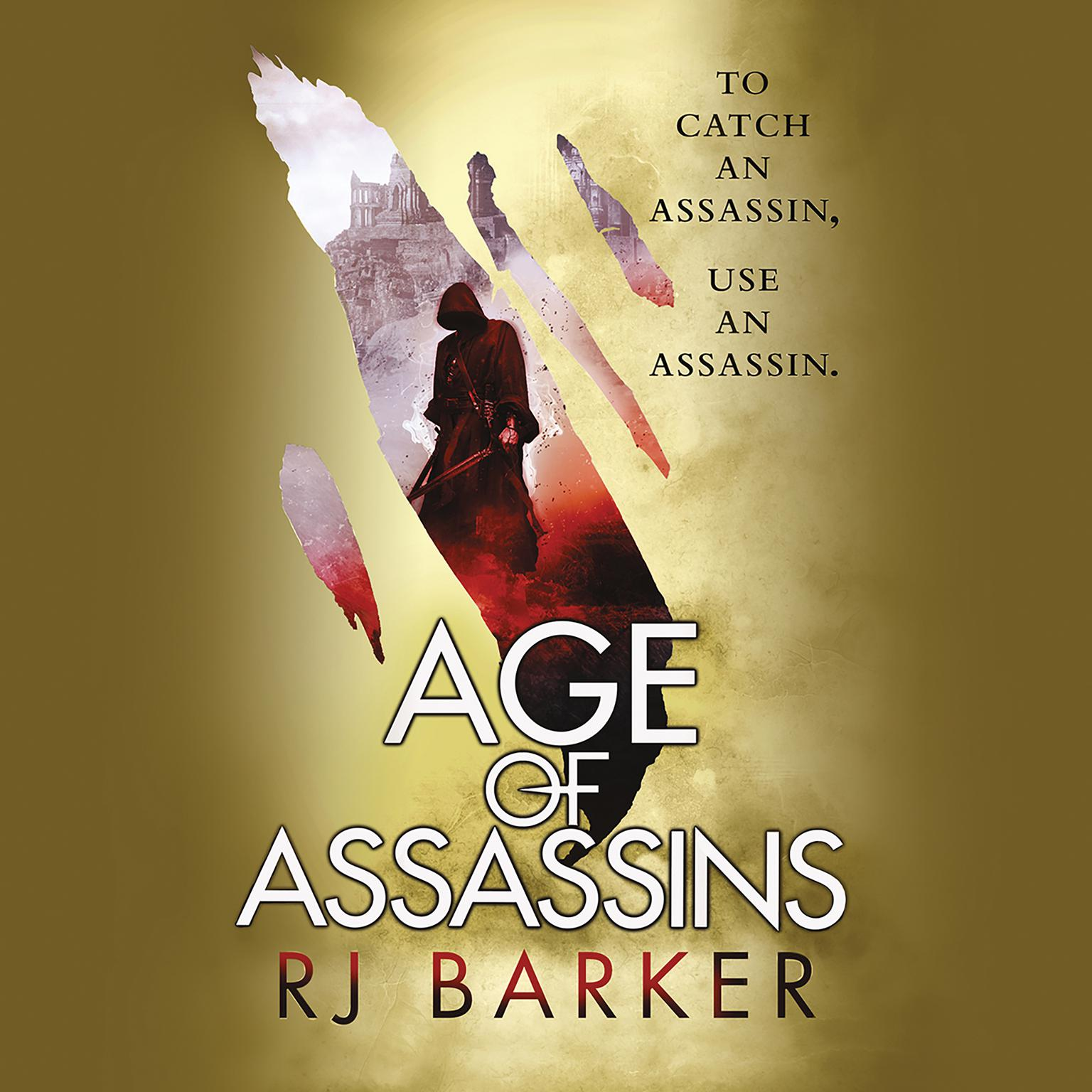 Printable Age of Assassins Audiobook Cover Art