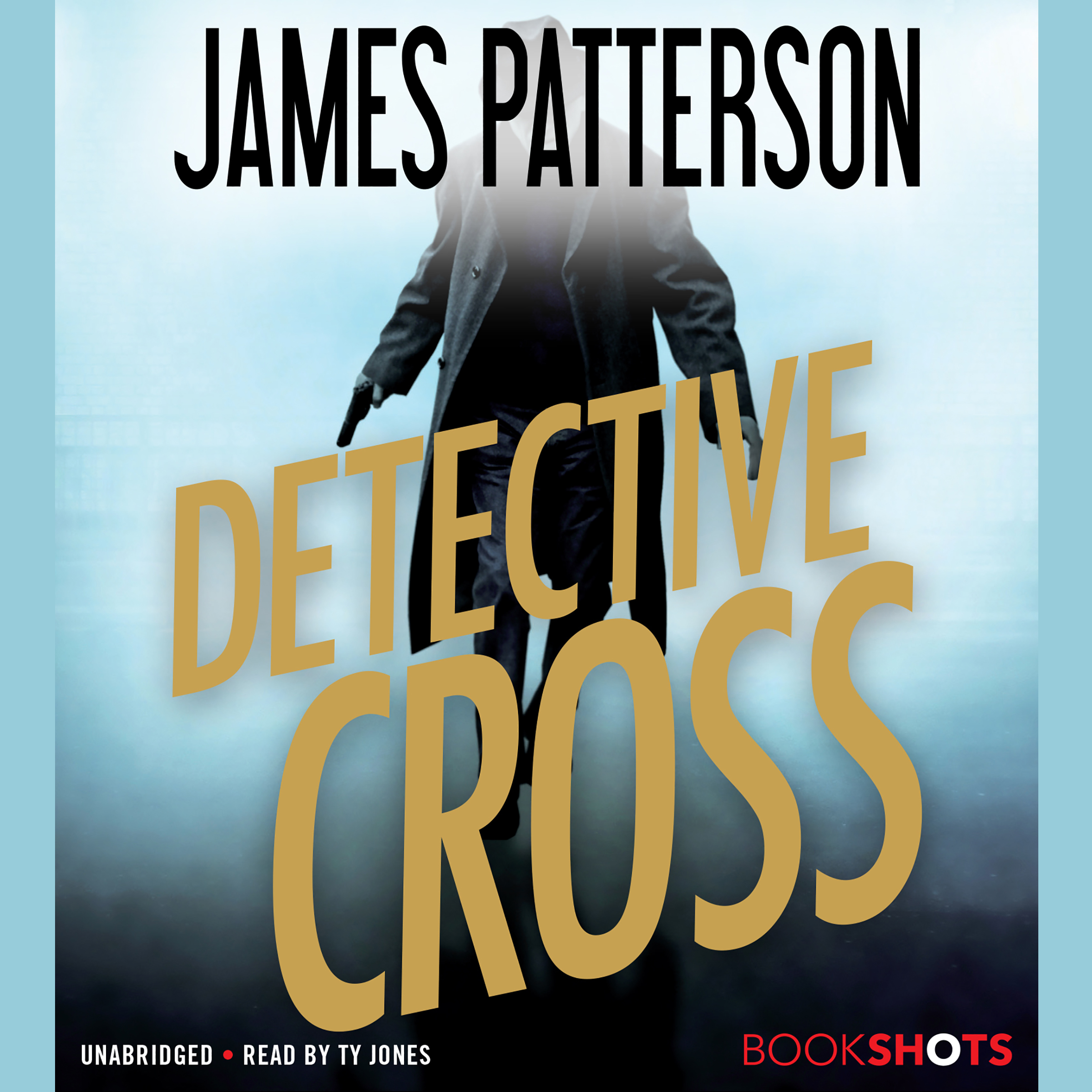Printable Detective Cross Audiobook Cover Art