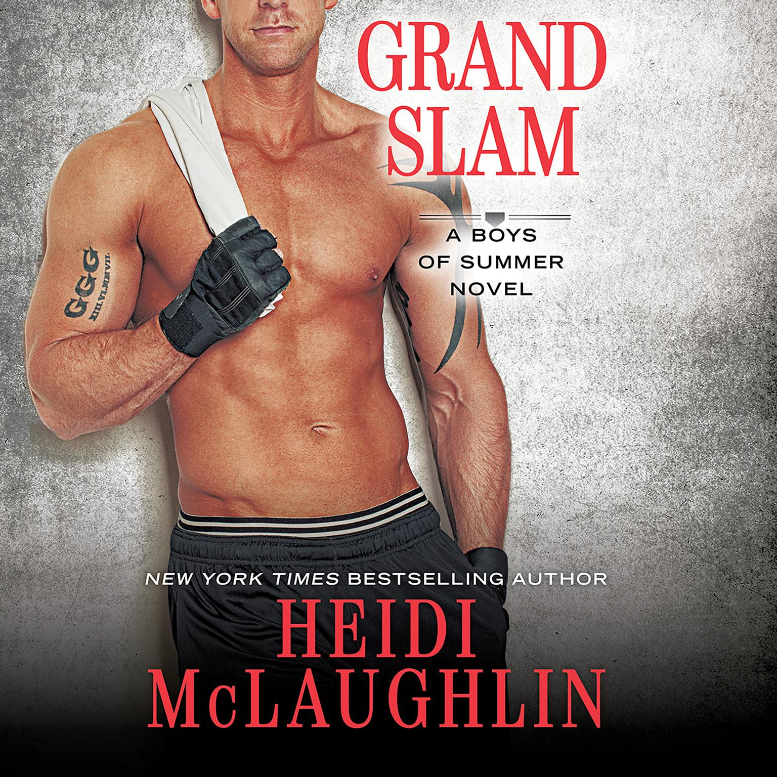 Printable Grand Slam Audiobook Cover Art