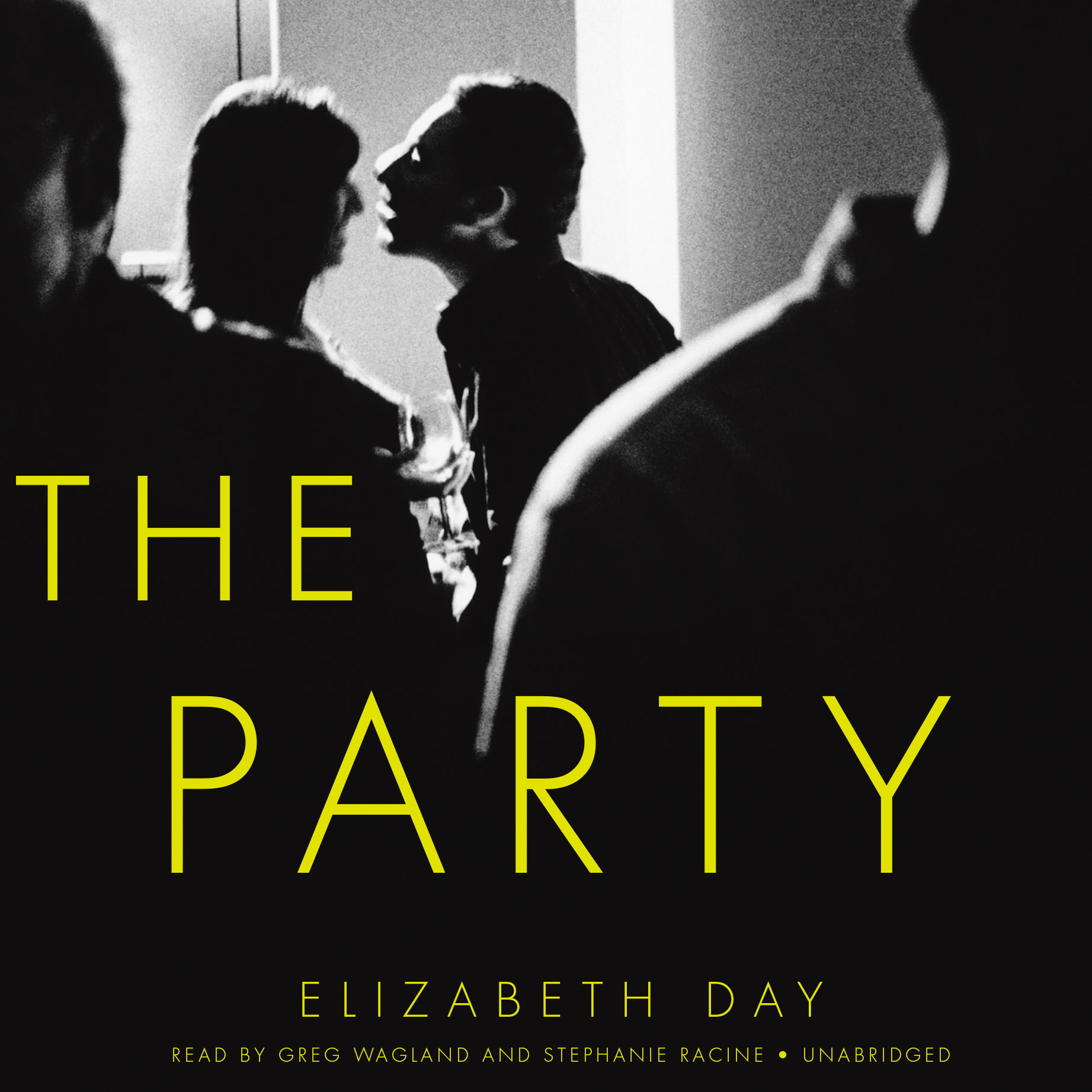 Printable The Party Audiobook Cover Art