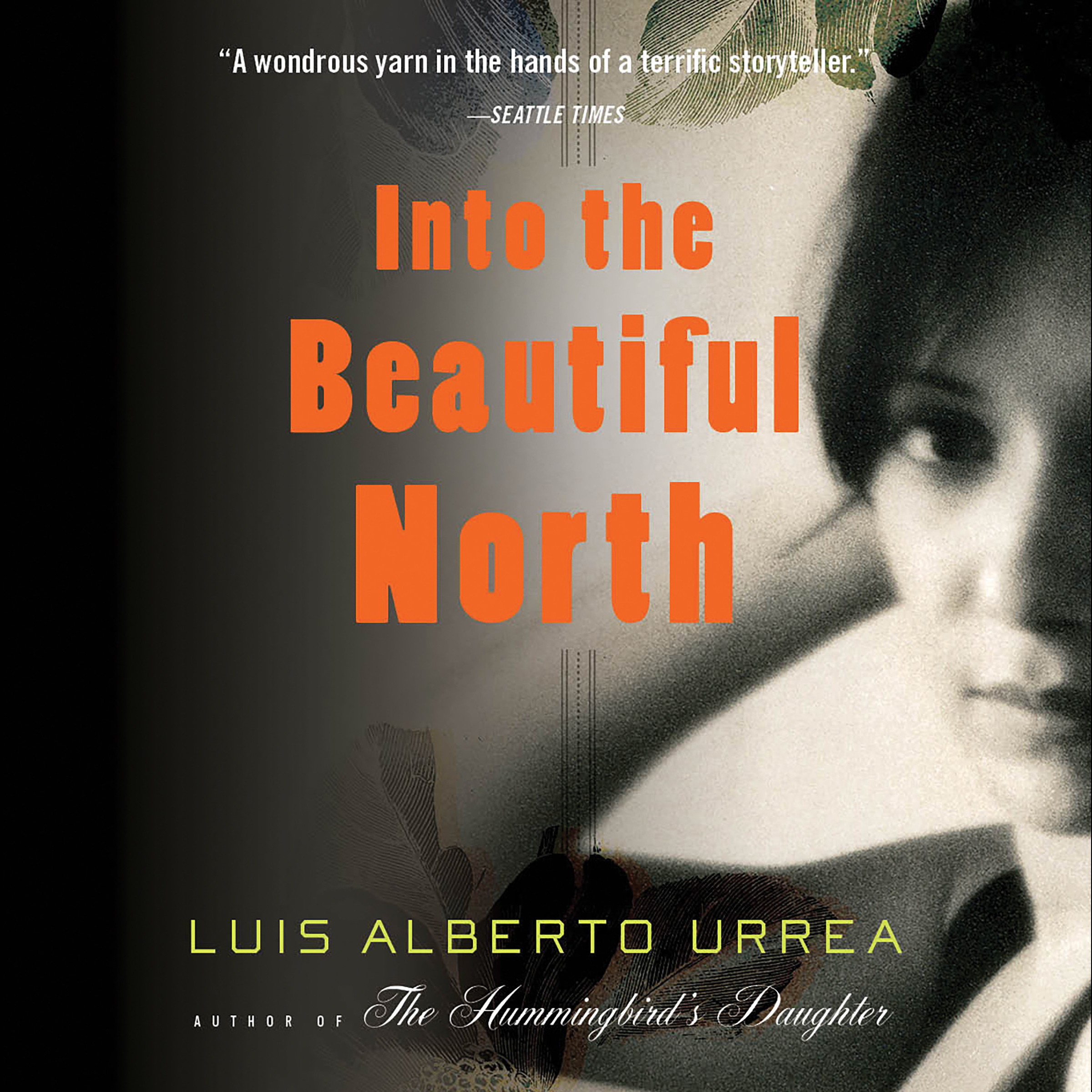 Printable Into the Beautiful North: A Novel Audiobook Cover Art