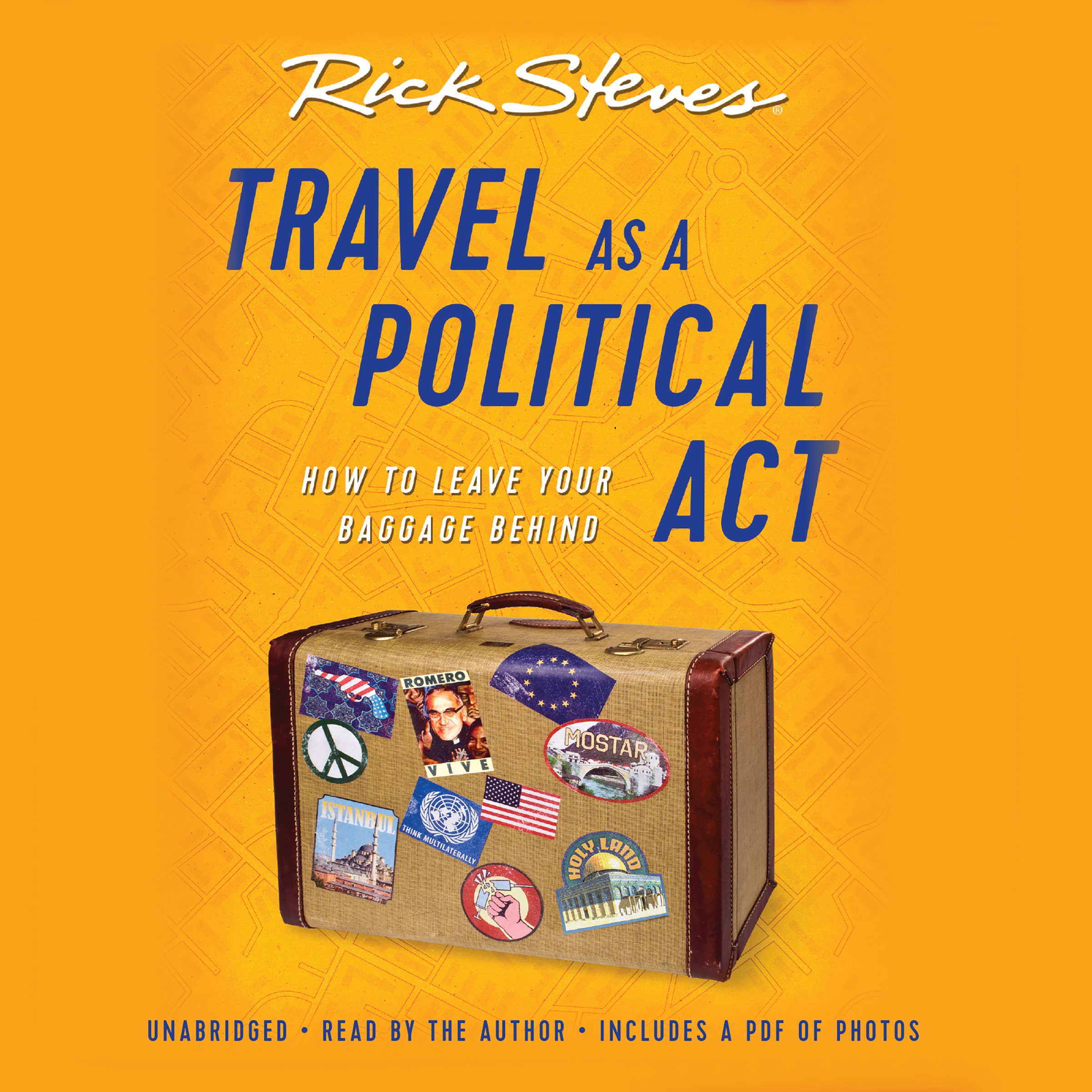 Printable Travel as a Political Act Audiobook Cover Art