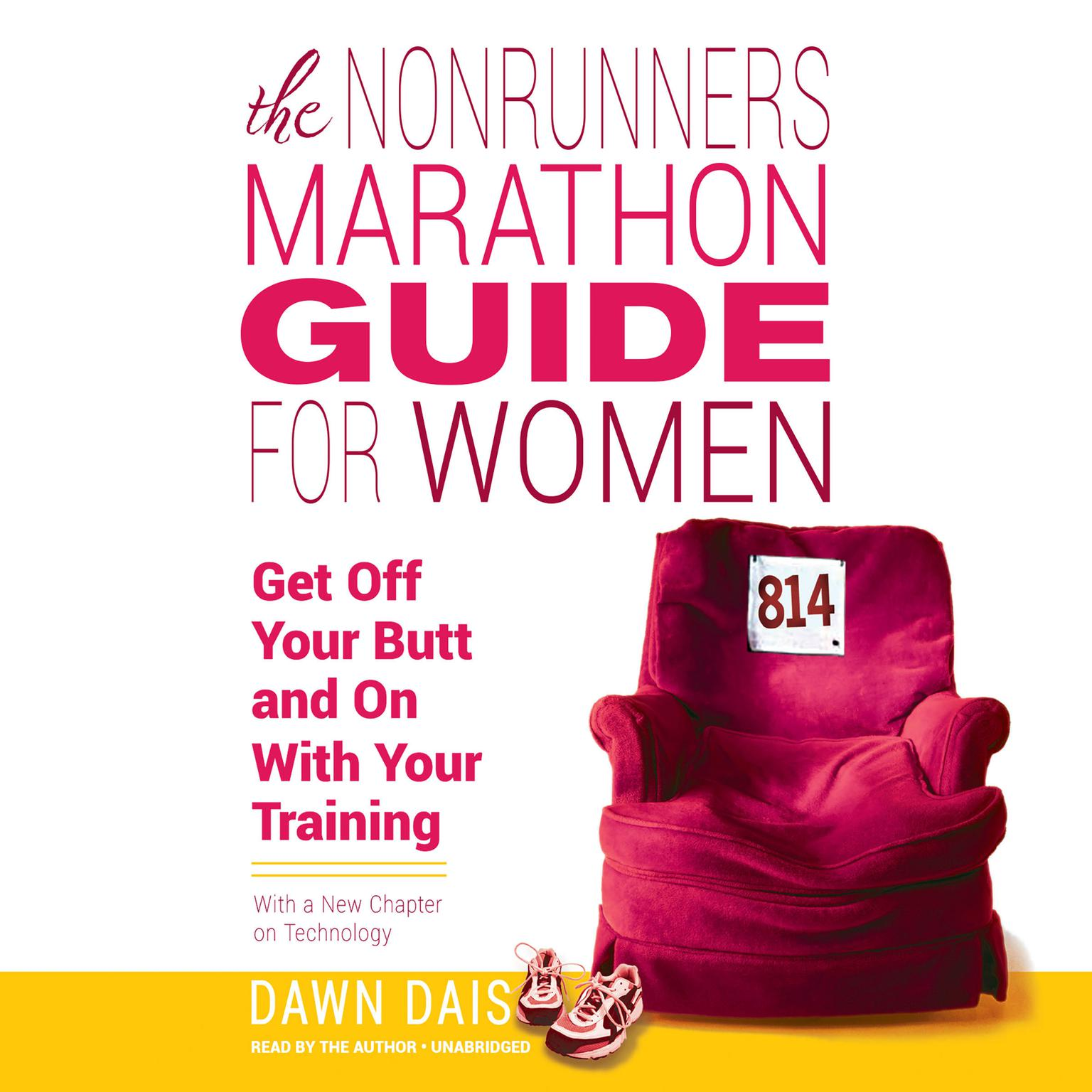 Printable The Nonrunner's Marathon Guide for Women: Get Off Your Butt and On with Your Training Audiobook Cover Art