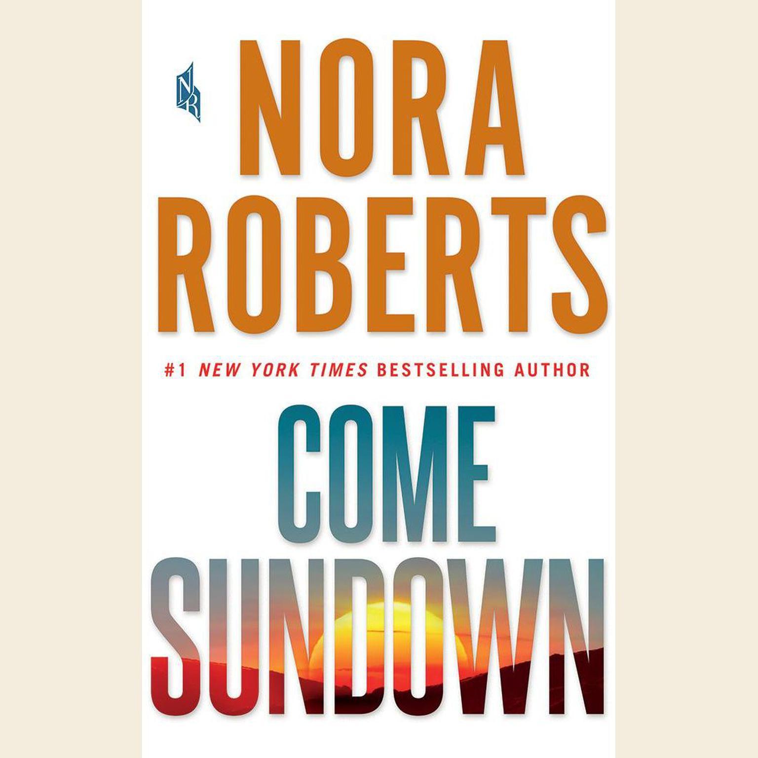 Printable Come Sundown Audiobook Cover Art