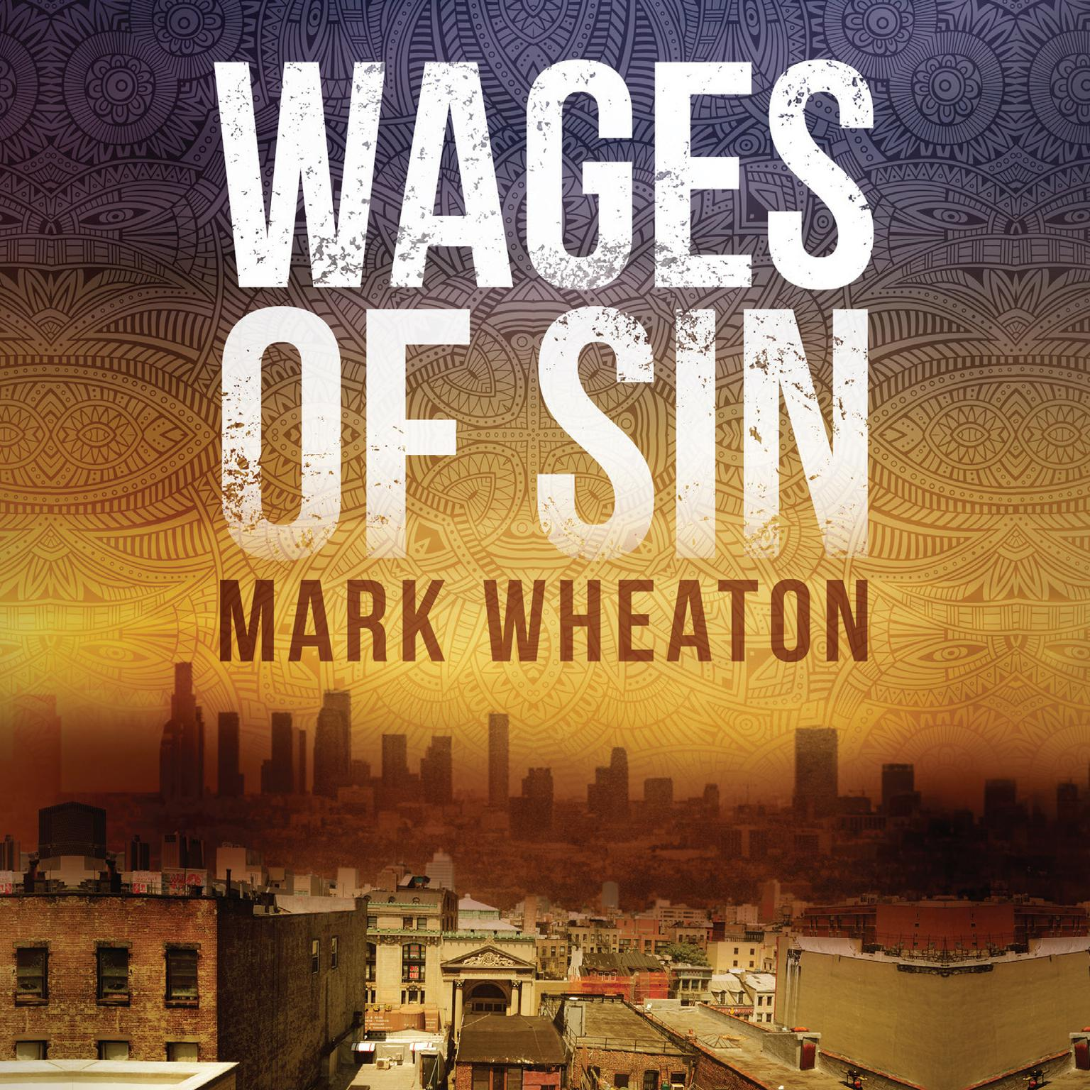 Printable Wages Of Sin Audiobook Cover Art