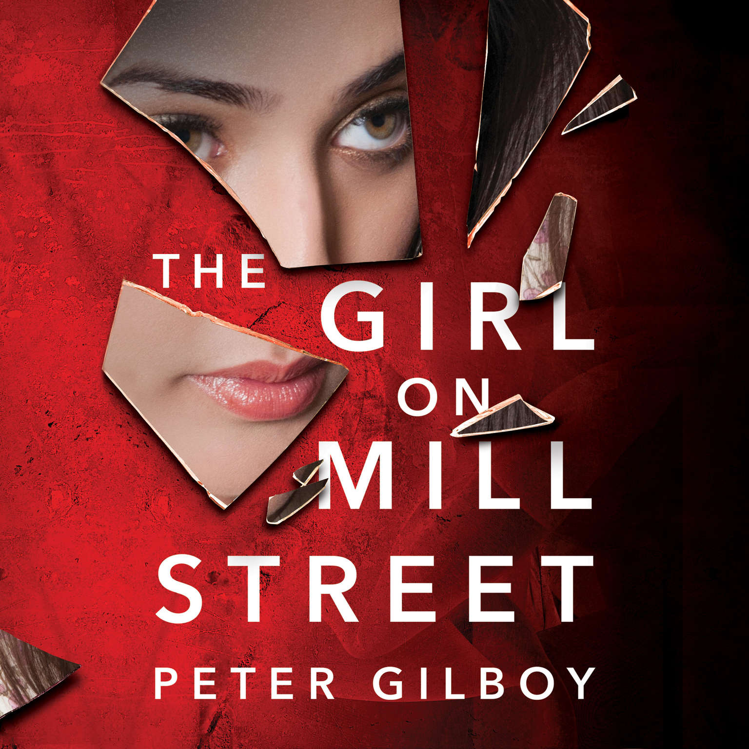Printable The Girl on Mill Street Audiobook Cover Art