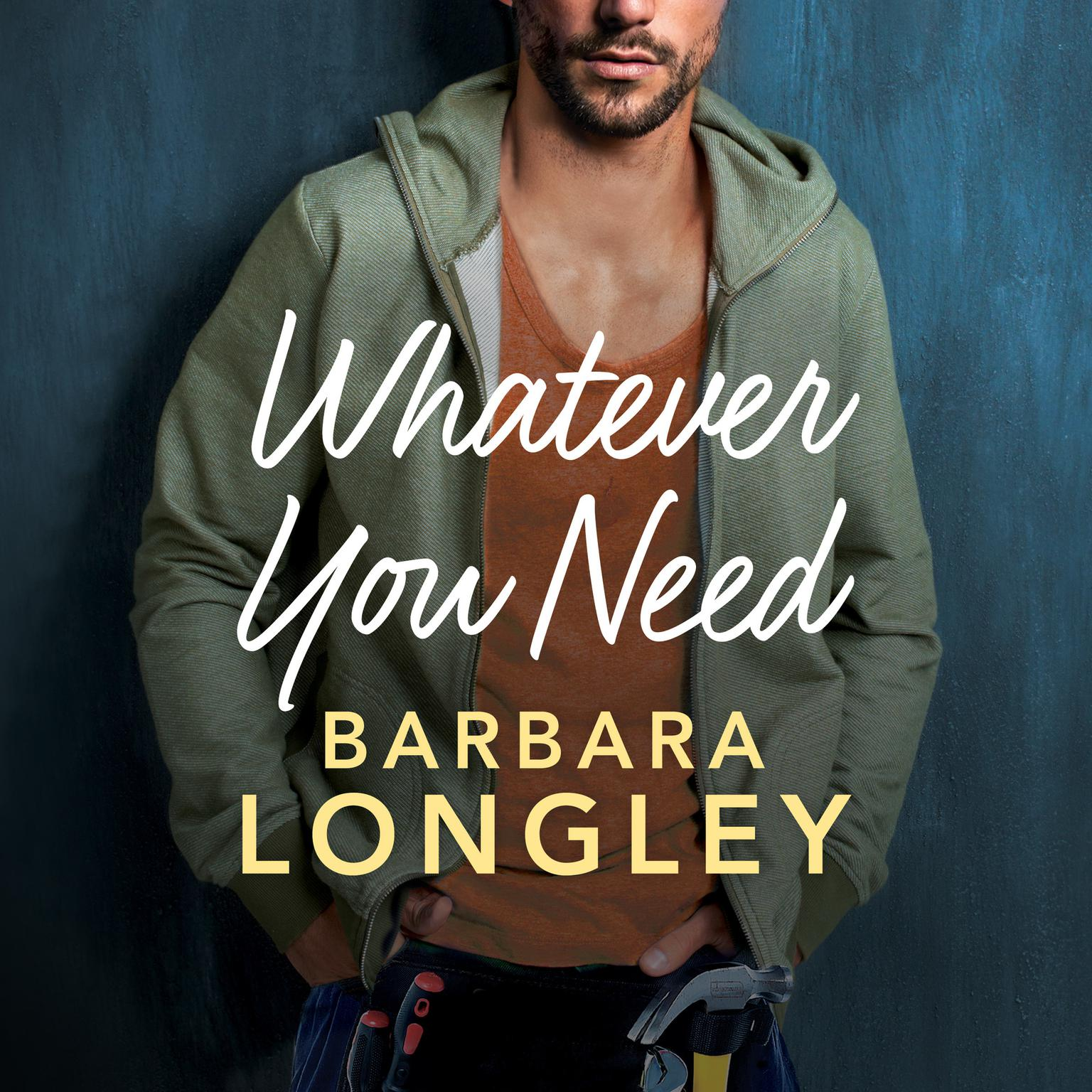 Printable Whatever You Need Audiobook Cover Art