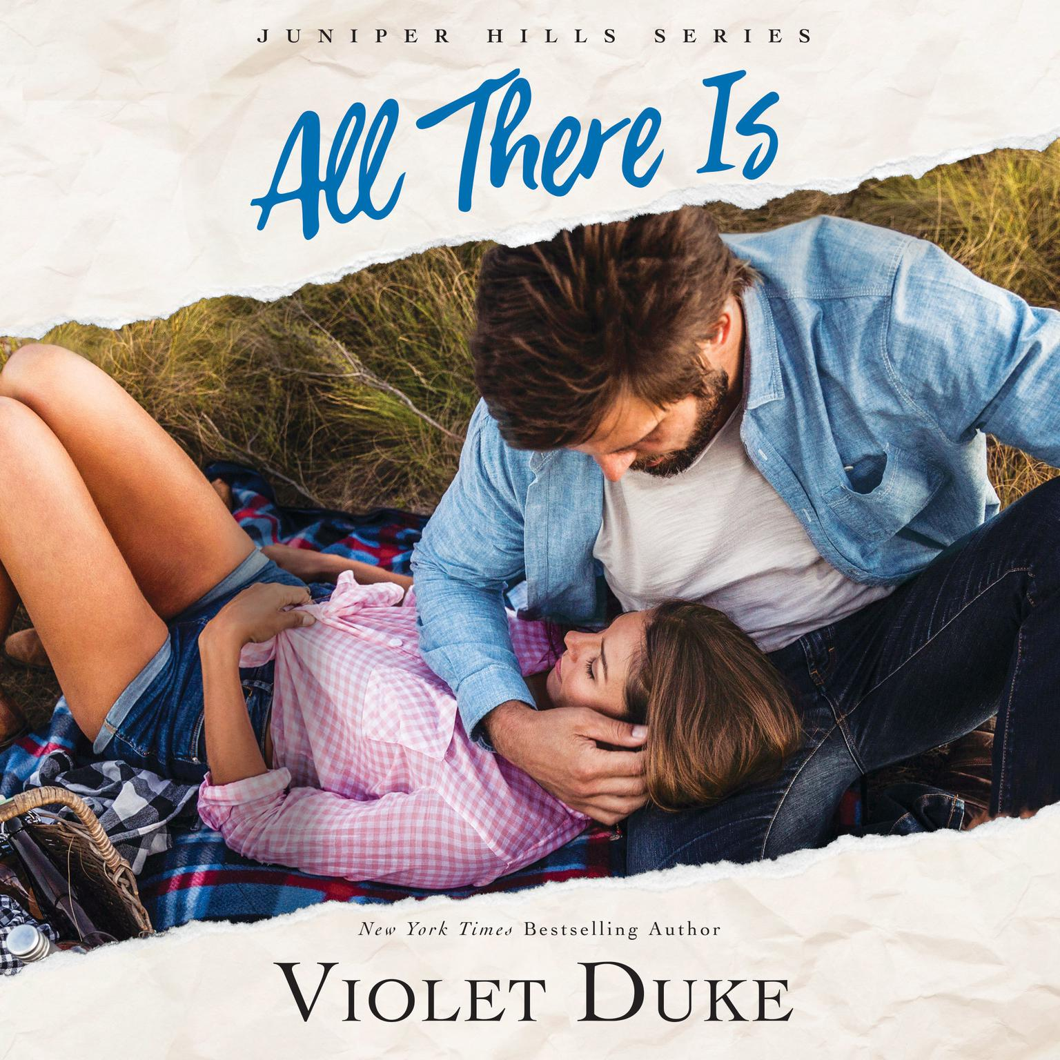 Printable All There Is Audiobook Cover Art