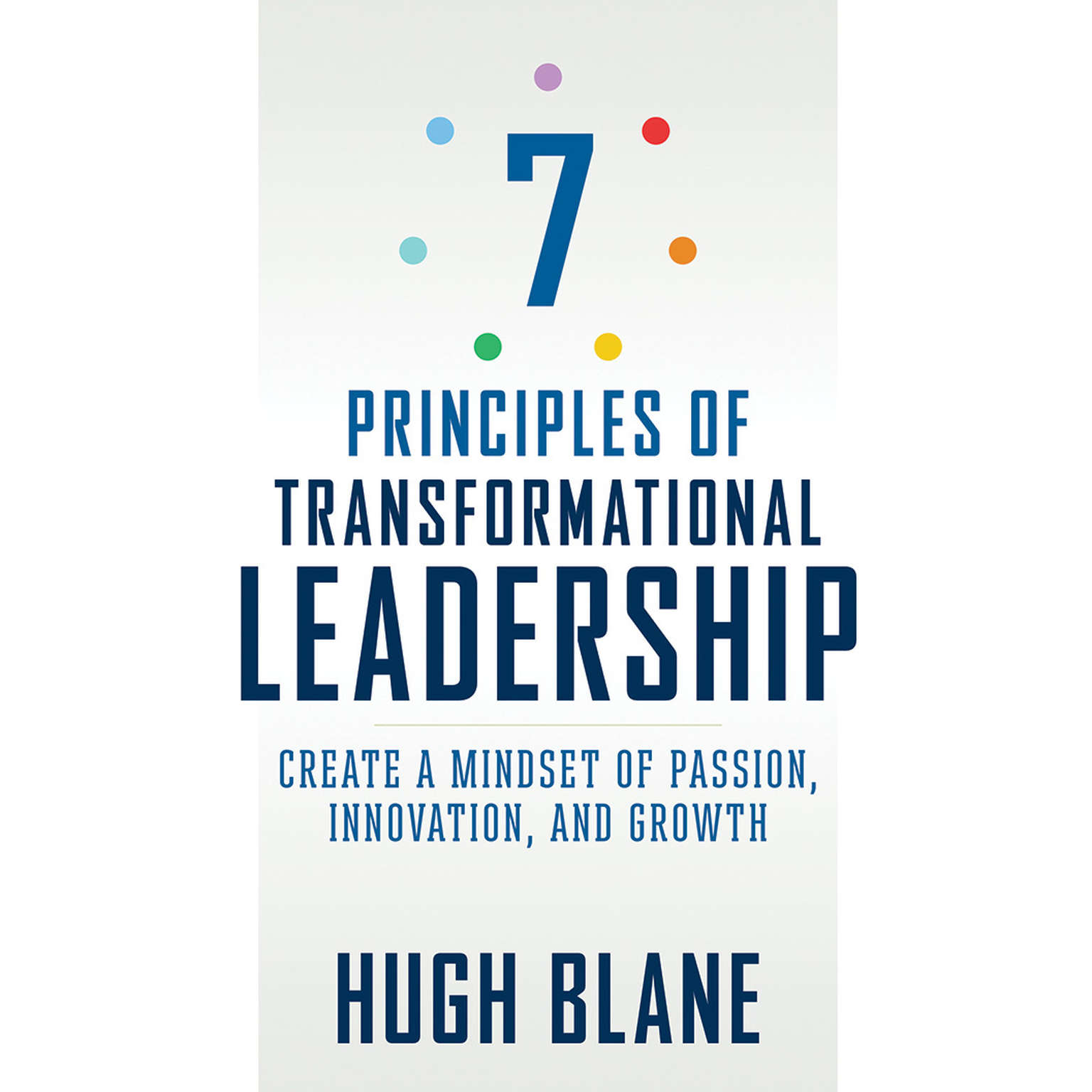 Printable 7 Principles of Transformational Leadership: Create a Mindset of Passion, Innovation, and Growth Audiobook Cover Art
