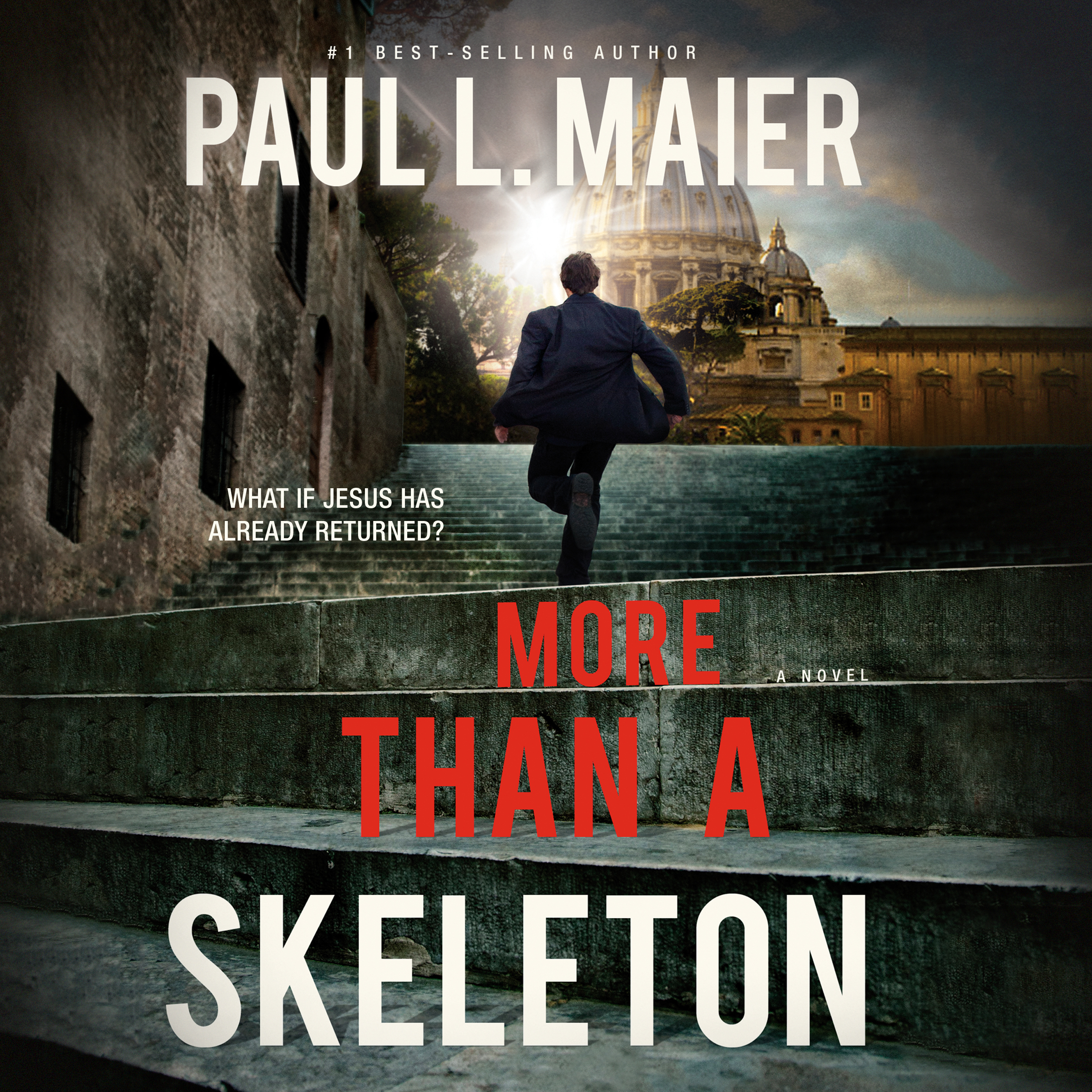 Printable More Than a Skeleton: Shattering Deception or Ultimate Truth? Audiobook Cover Art
