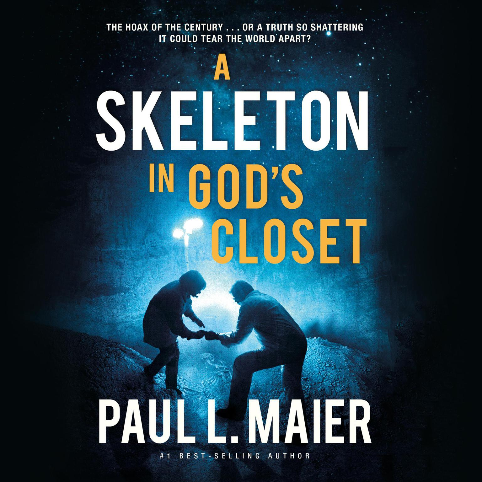 Printable A Skeleton in God's Closet Audiobook Cover Art