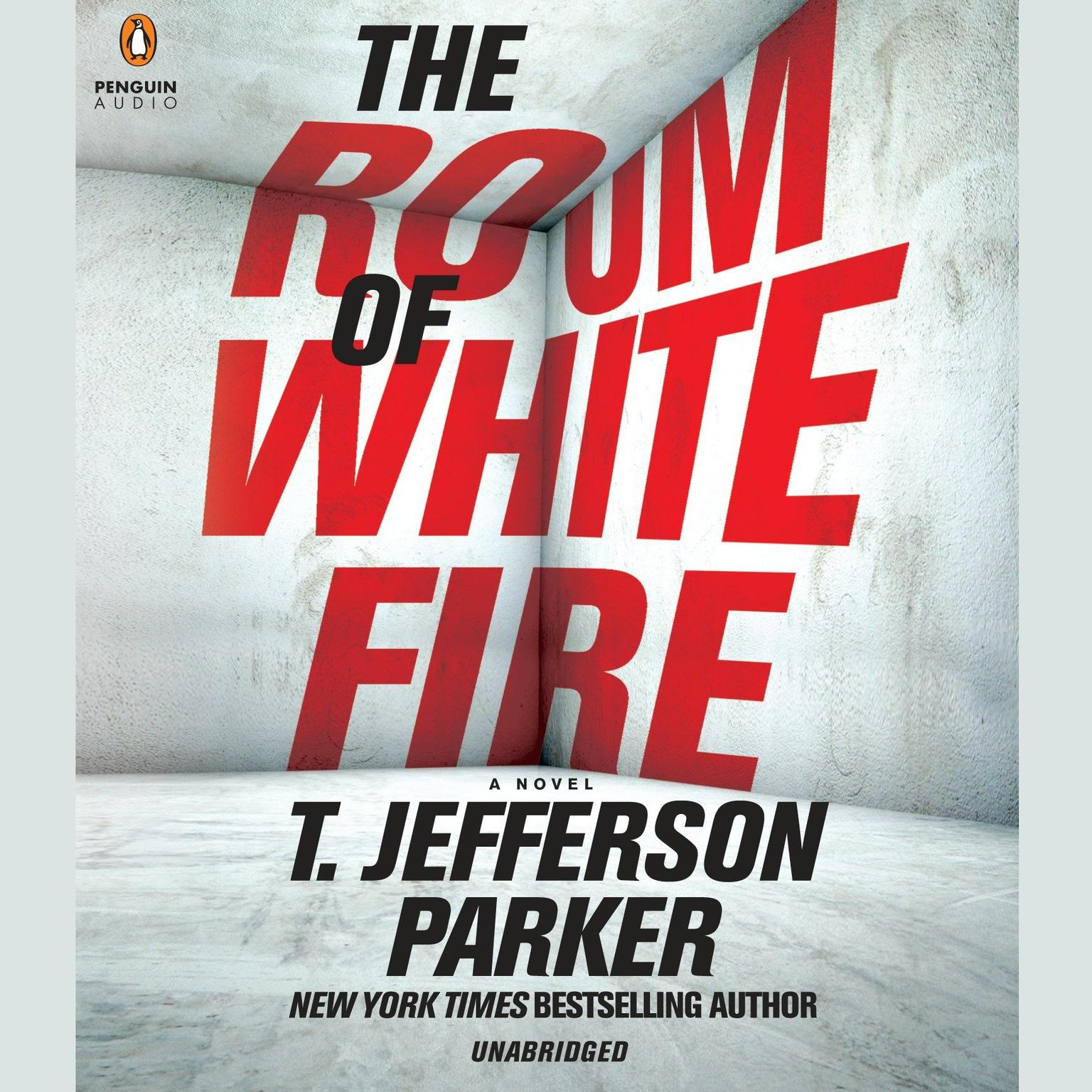 Printable The Room of White Fire Audiobook Cover Art