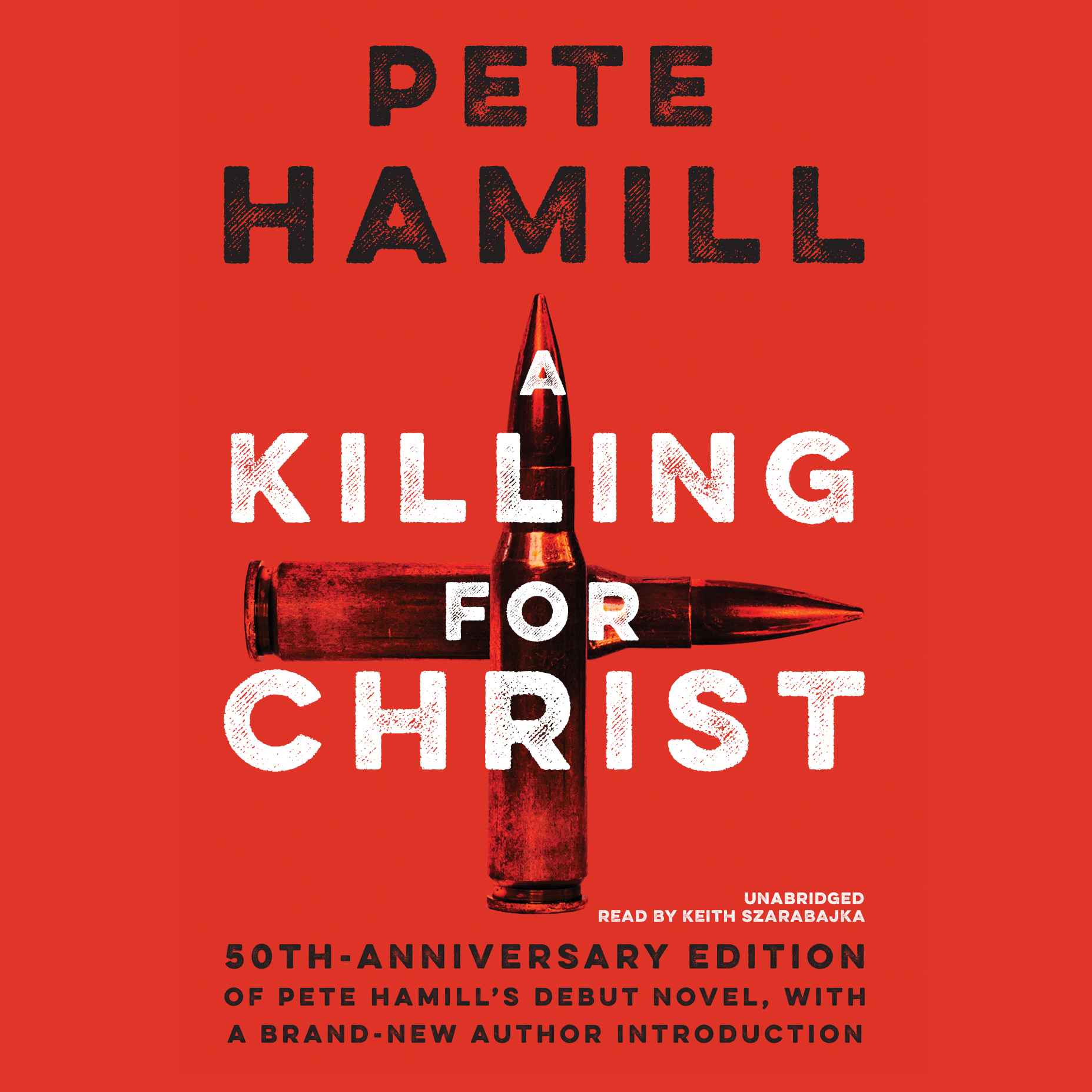 Printable A Killing for Christ, 50th Anniversary Edition Audiobook Cover Art