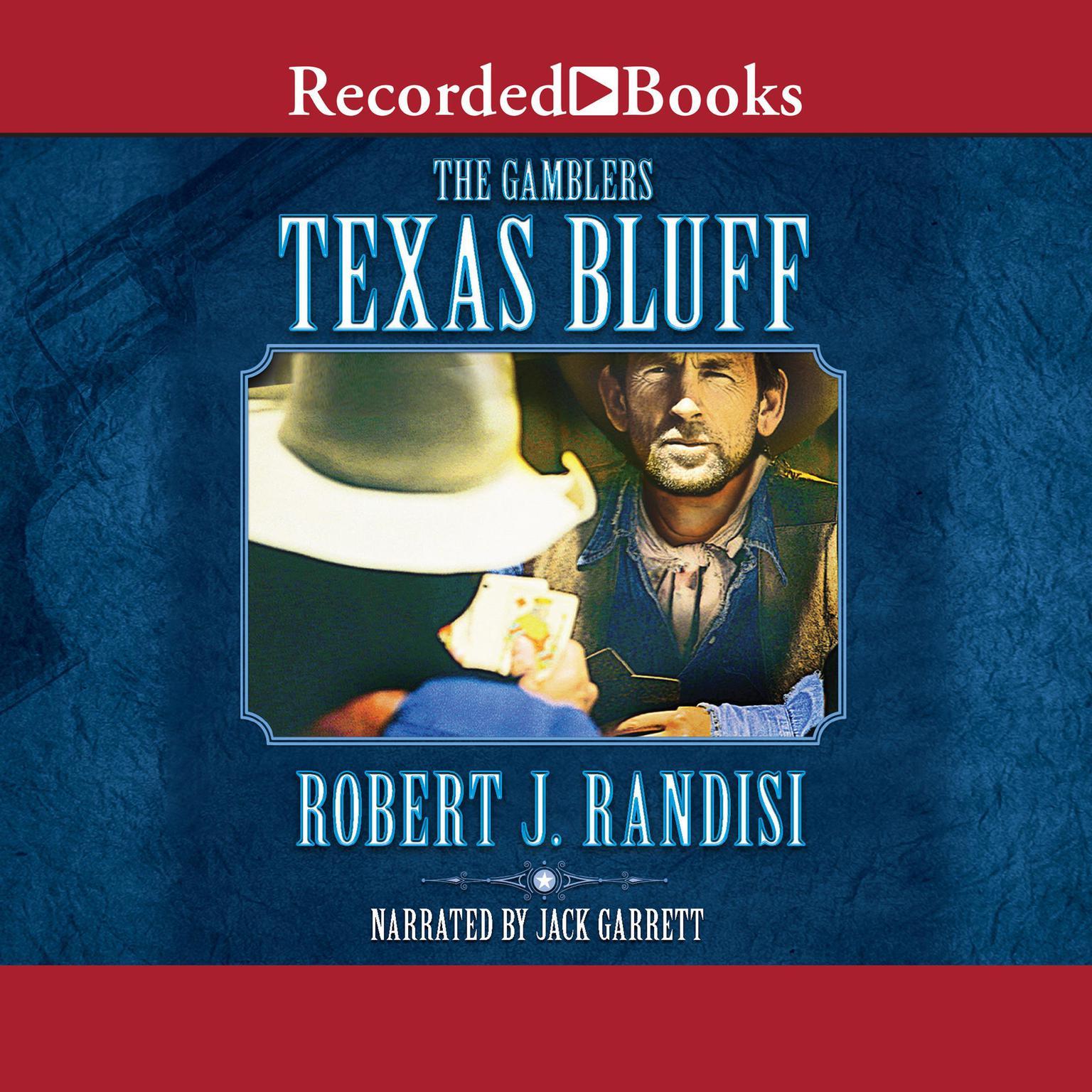 Printable Texas Bluff Audiobook Cover Art