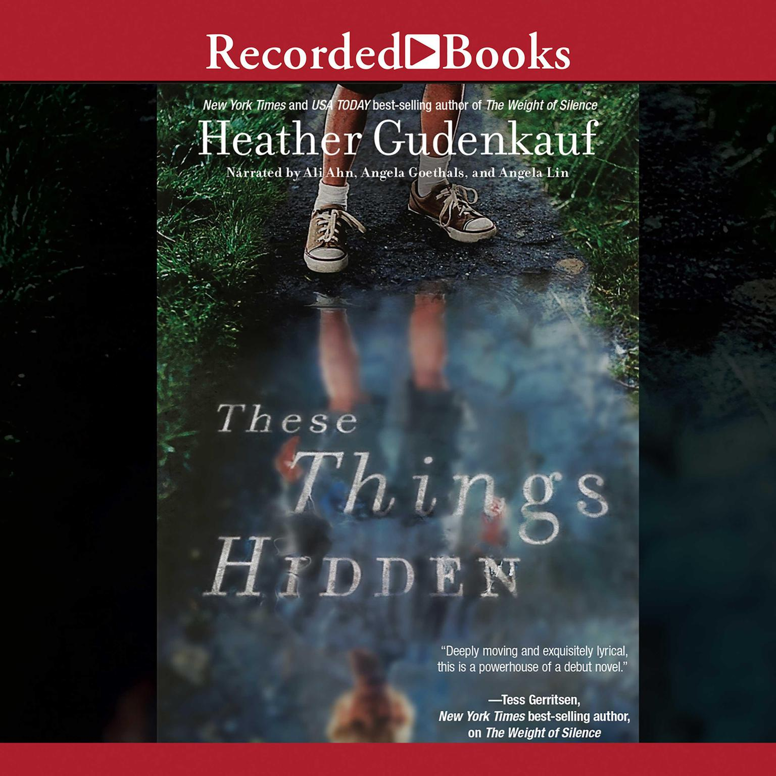 Printable These Things Hidden Audiobook Cover Art