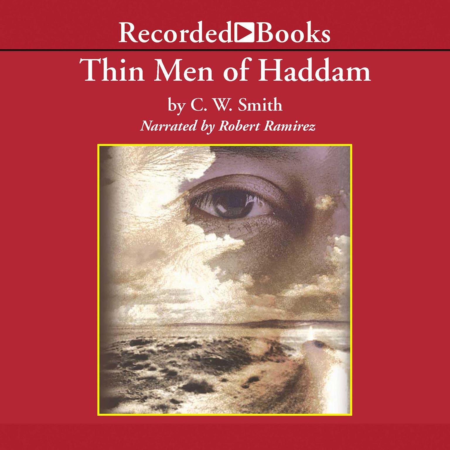 Printable Thin Men of Haddam: TCU PRESS Texas Tradition Series Audiobook Cover Art