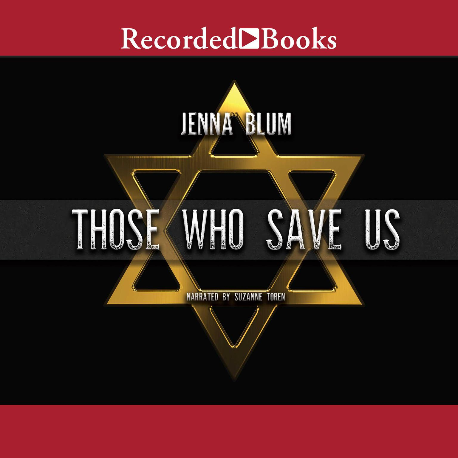 Printable Those Who Save Us Audiobook Cover Art