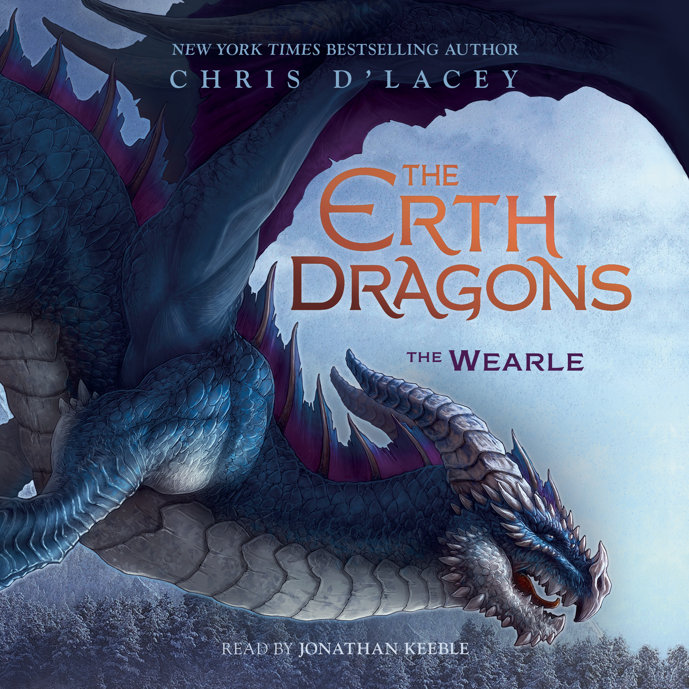 Printable The Wearle Audiobook Cover Art