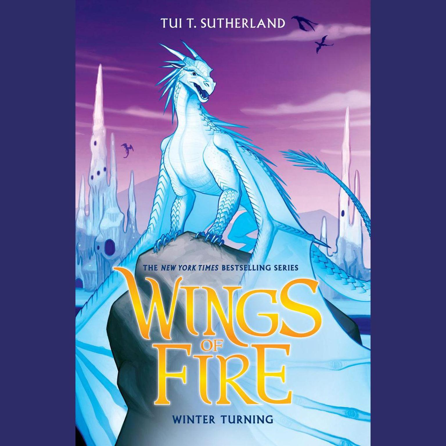 Winter Turning Audiobook, by Tui T. Sutherland