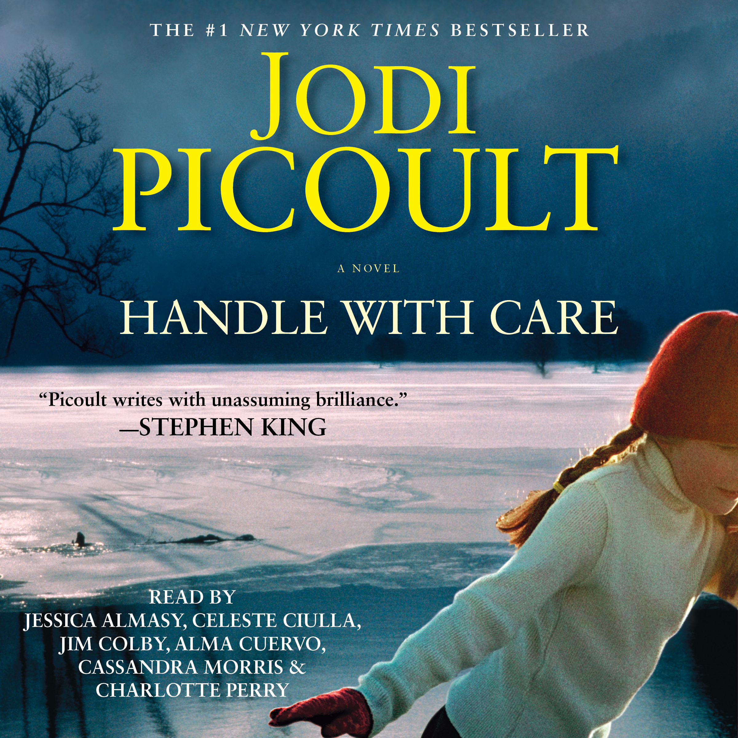 Handle with Care: A Novel Audiobook, by Jodi Picoult