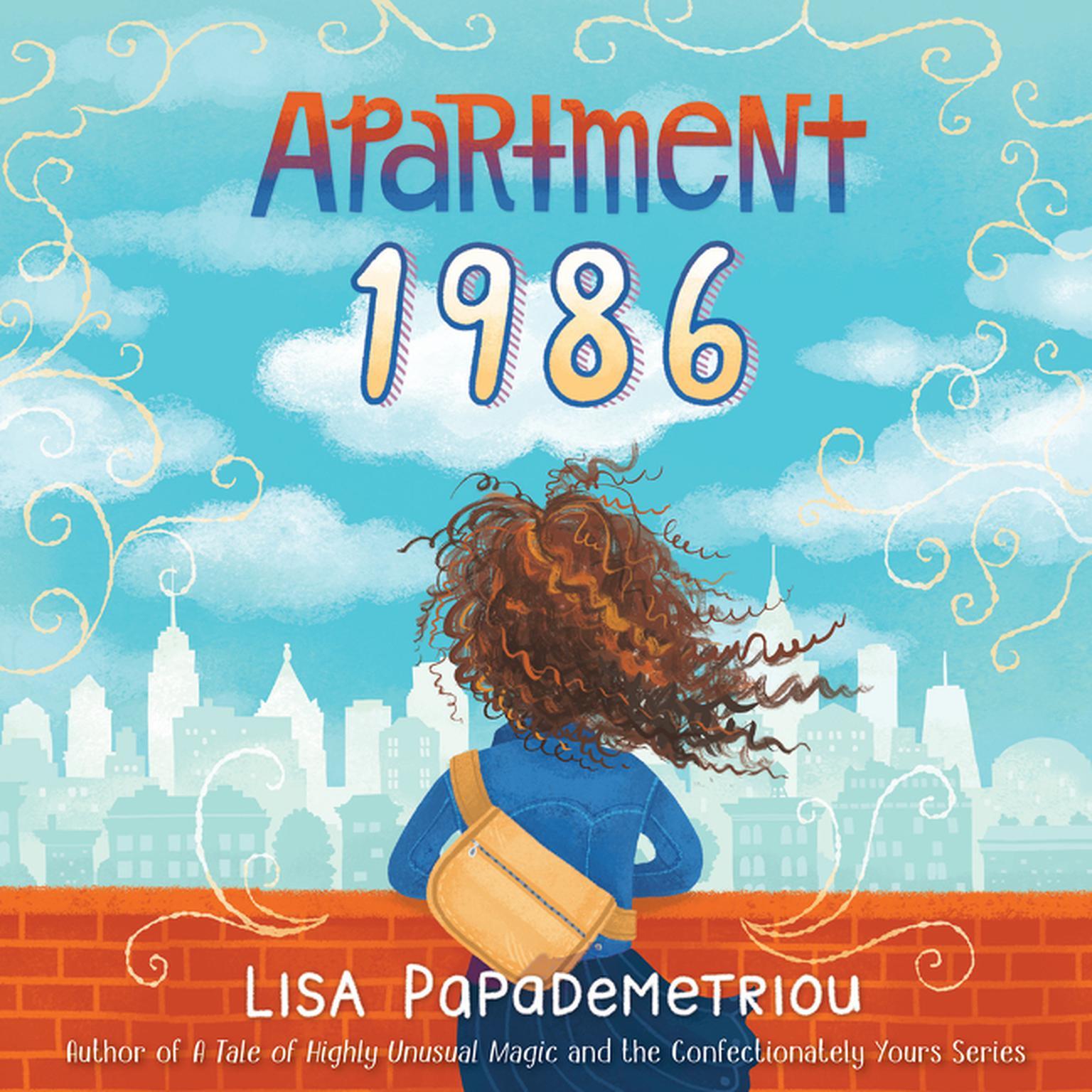 Printable Apartment 1986 Audiobook Cover Art