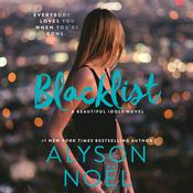 Blacklist Audiobook, by Alyson Noël