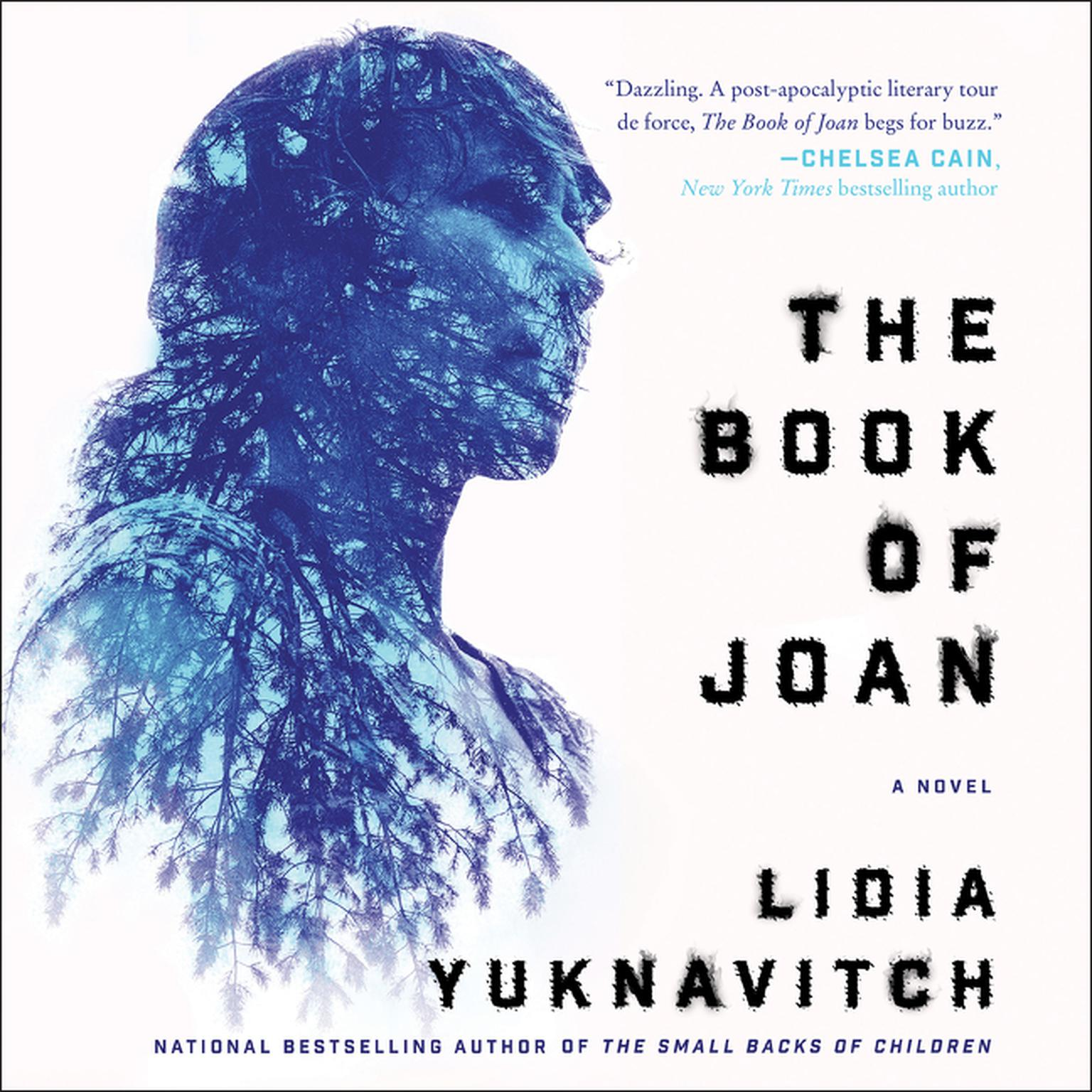 Printable The Book of Joan: A Novel Audiobook Cover Art