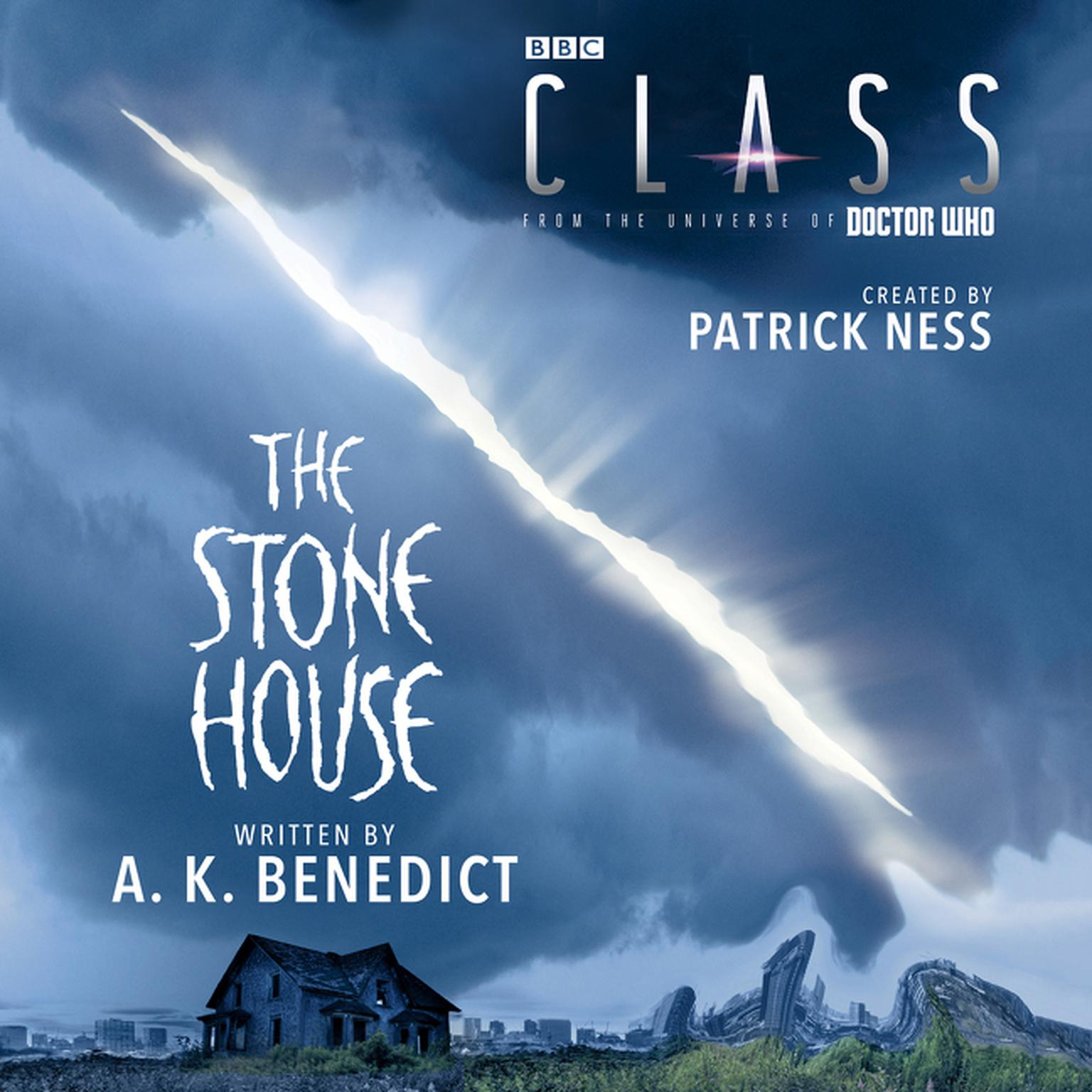 Printable Class: The Stone House Audiobook Cover Art
