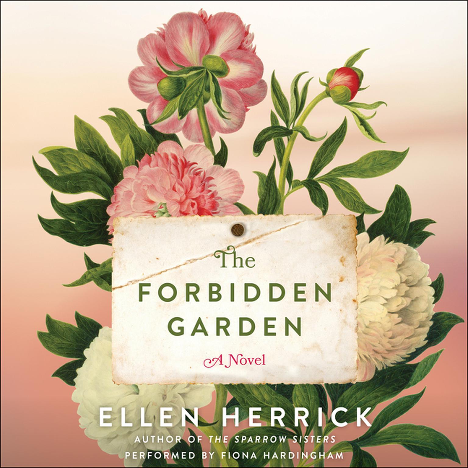 Printable The Forbidden Garden: A Novel Audiobook Cover Art