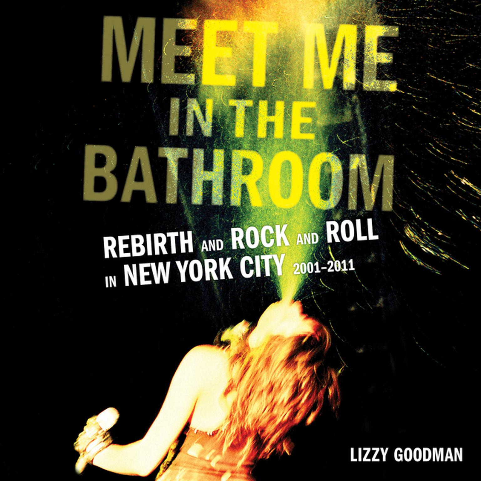 Printable Meet Me in the Bathroom: Rebirth and Rock and Roll in New York City 2001-2011 Audiobook Cover Art