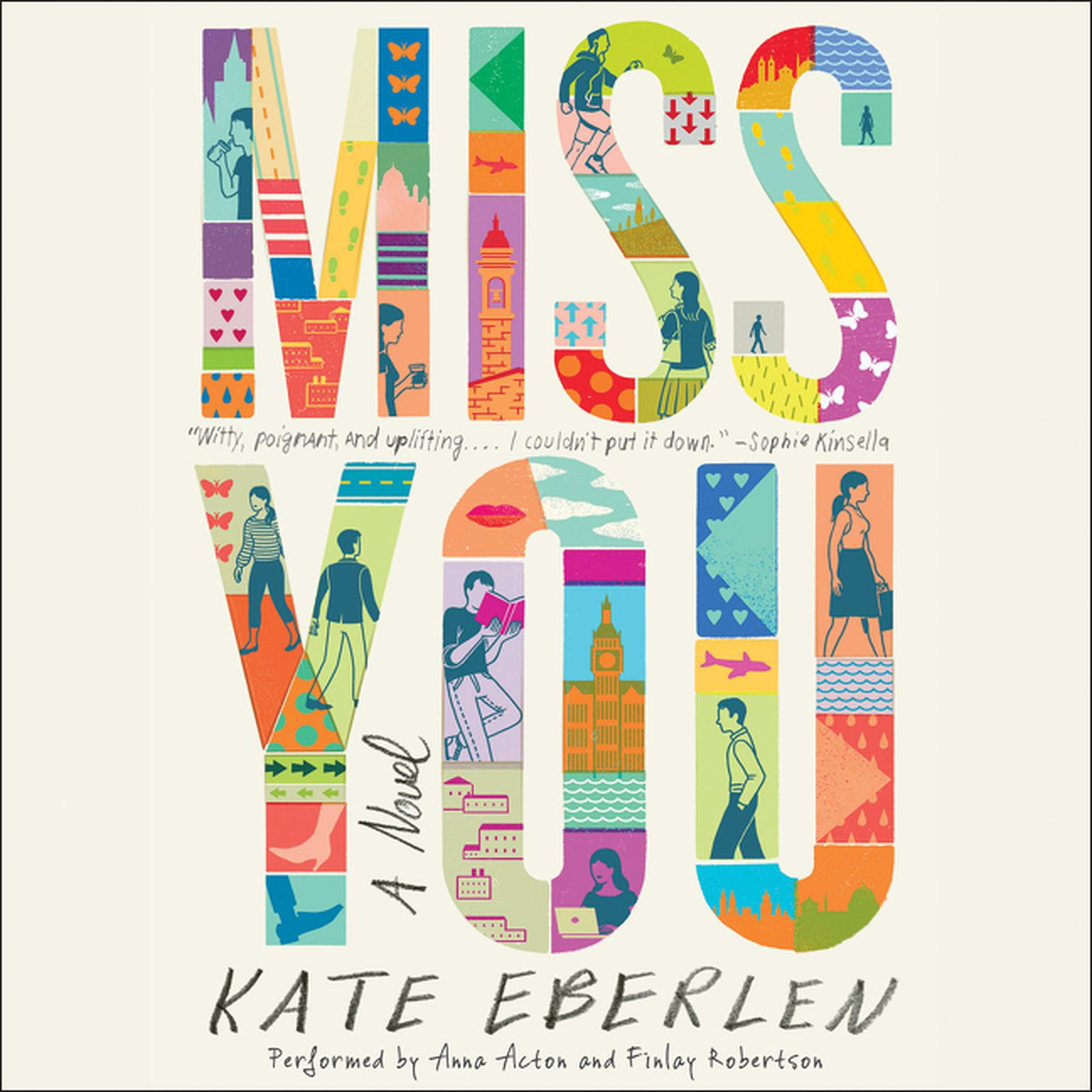 Printable Miss You: A Novel Audiobook Cover Art