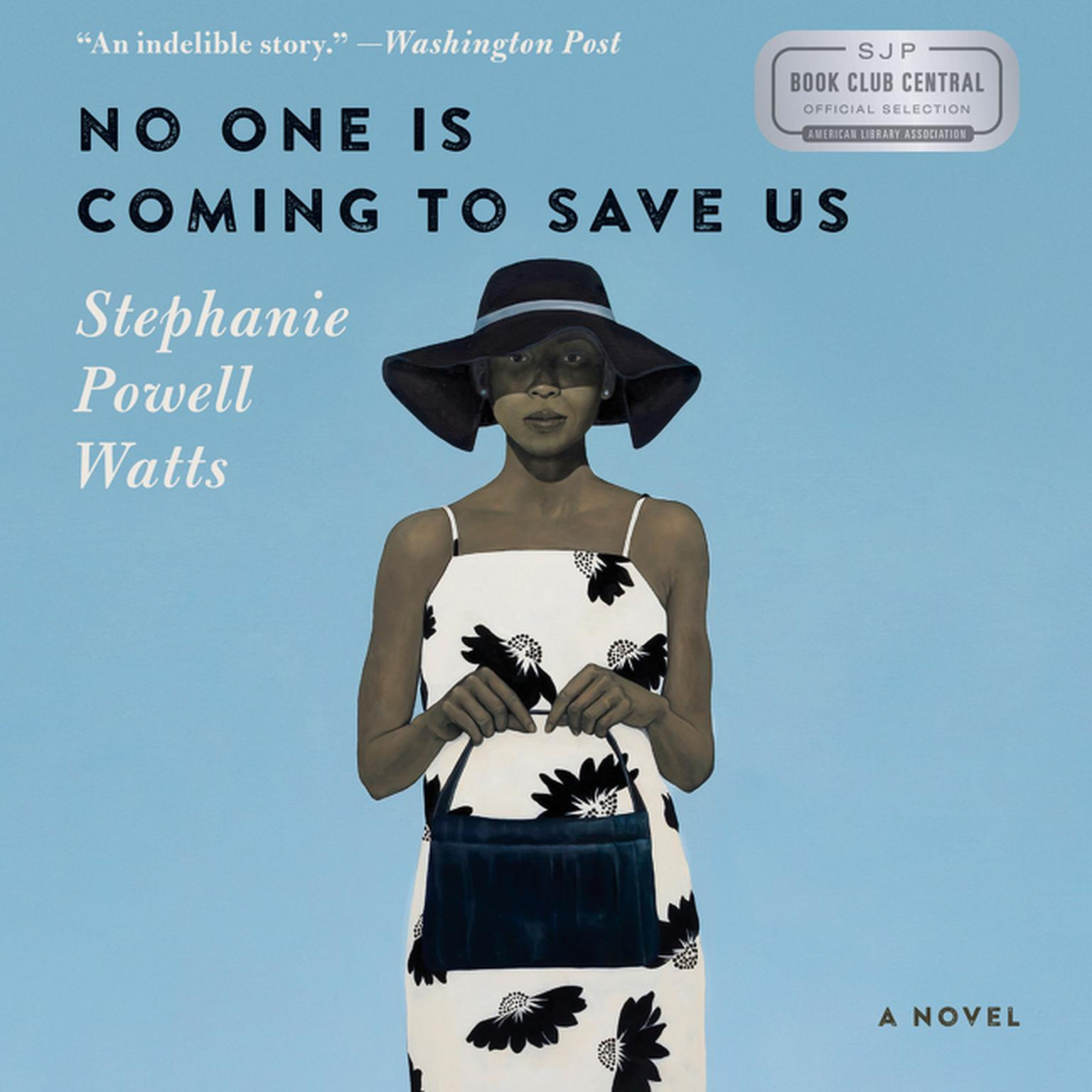 Printable No One Is Coming to Save Us: A Novel Audiobook Cover Art