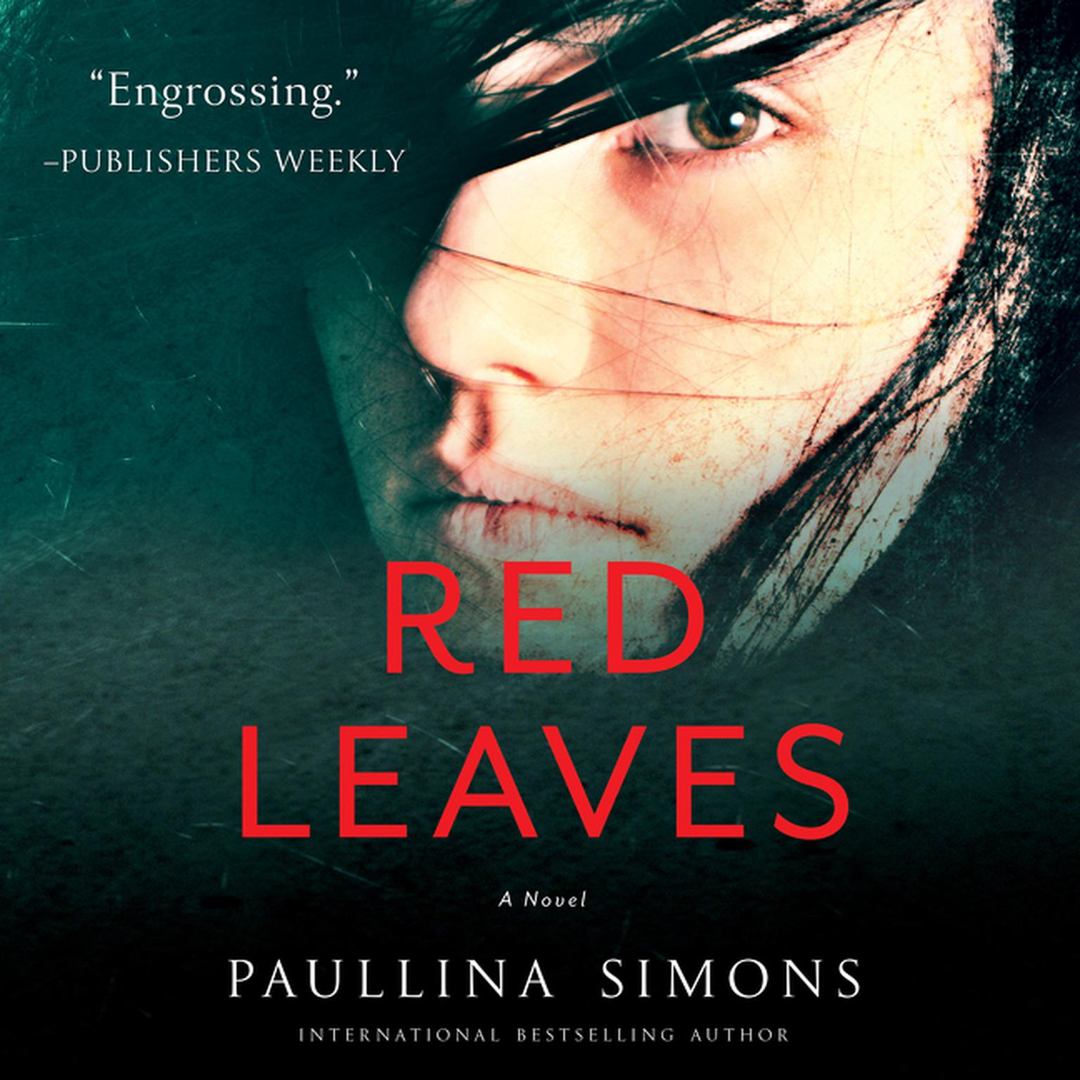 Printable Red Leaves: A Novel Audiobook Cover Art