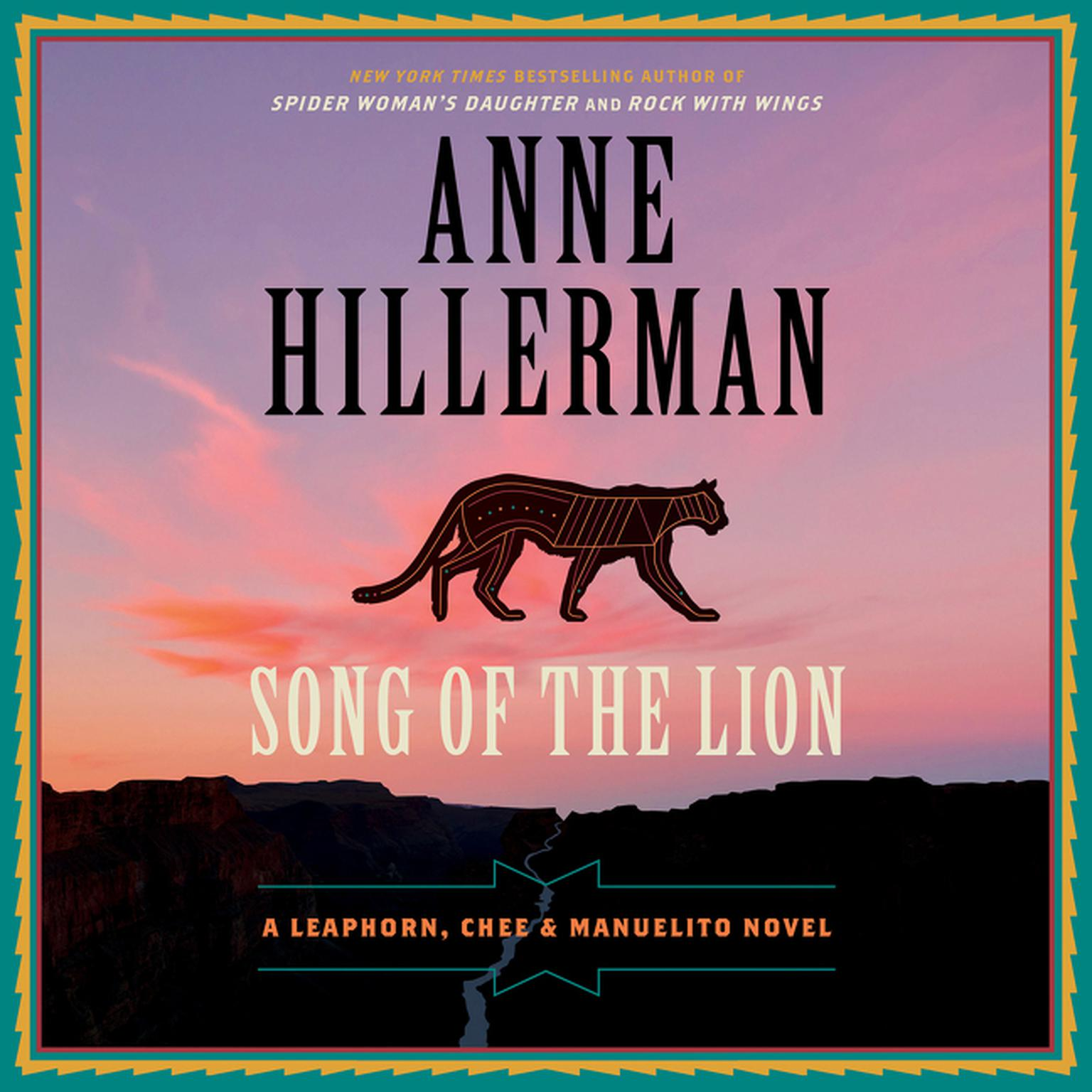 Printable Song of the Lion Audiobook Cover Art
