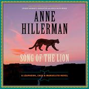 Song of the Lion: A Leaphorn, Chee & Manuelito Novel, by Anne Hillerman