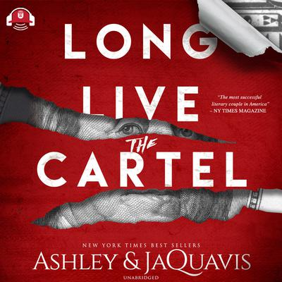 The Cartel 8 Audiobook, by Ashley & JaQuavis