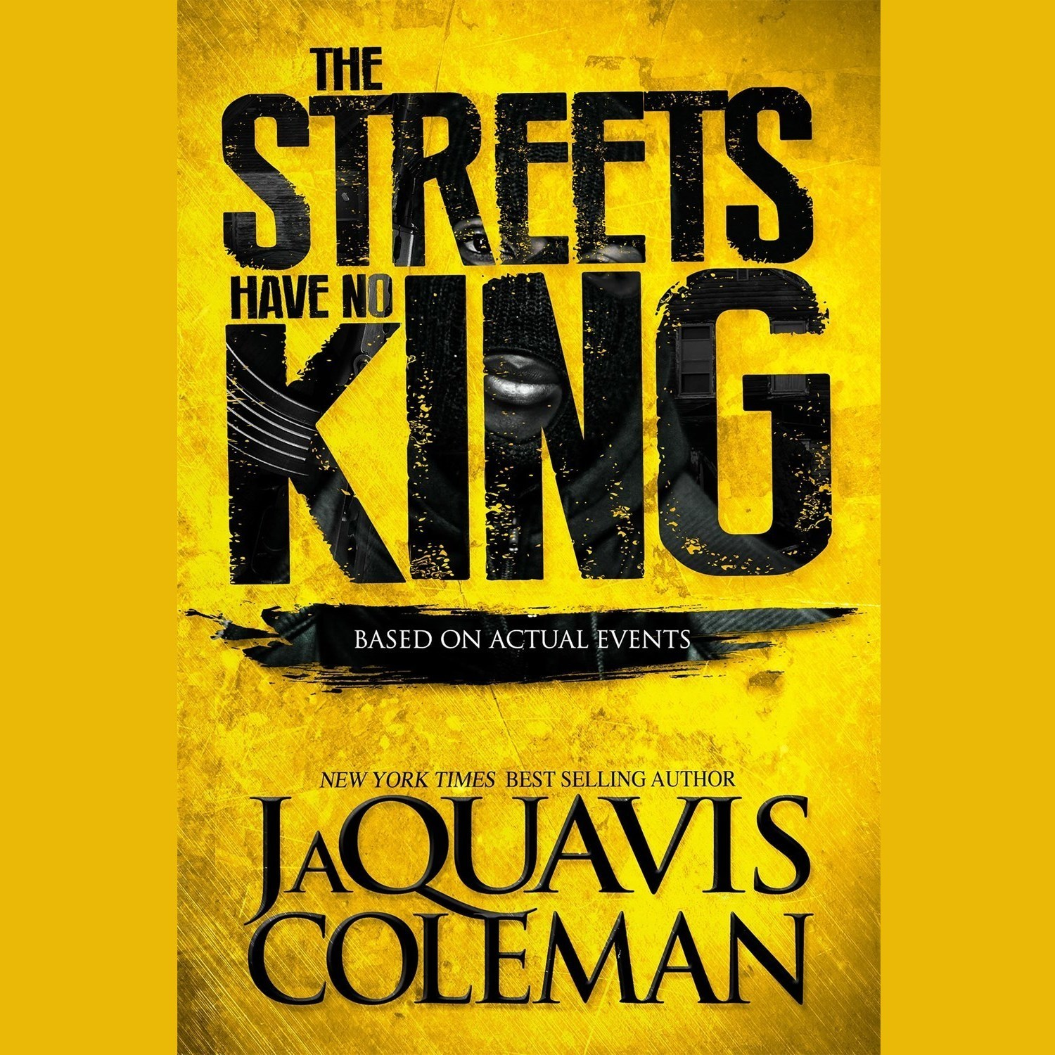Printable The Streets Have No King Audiobook Cover Art