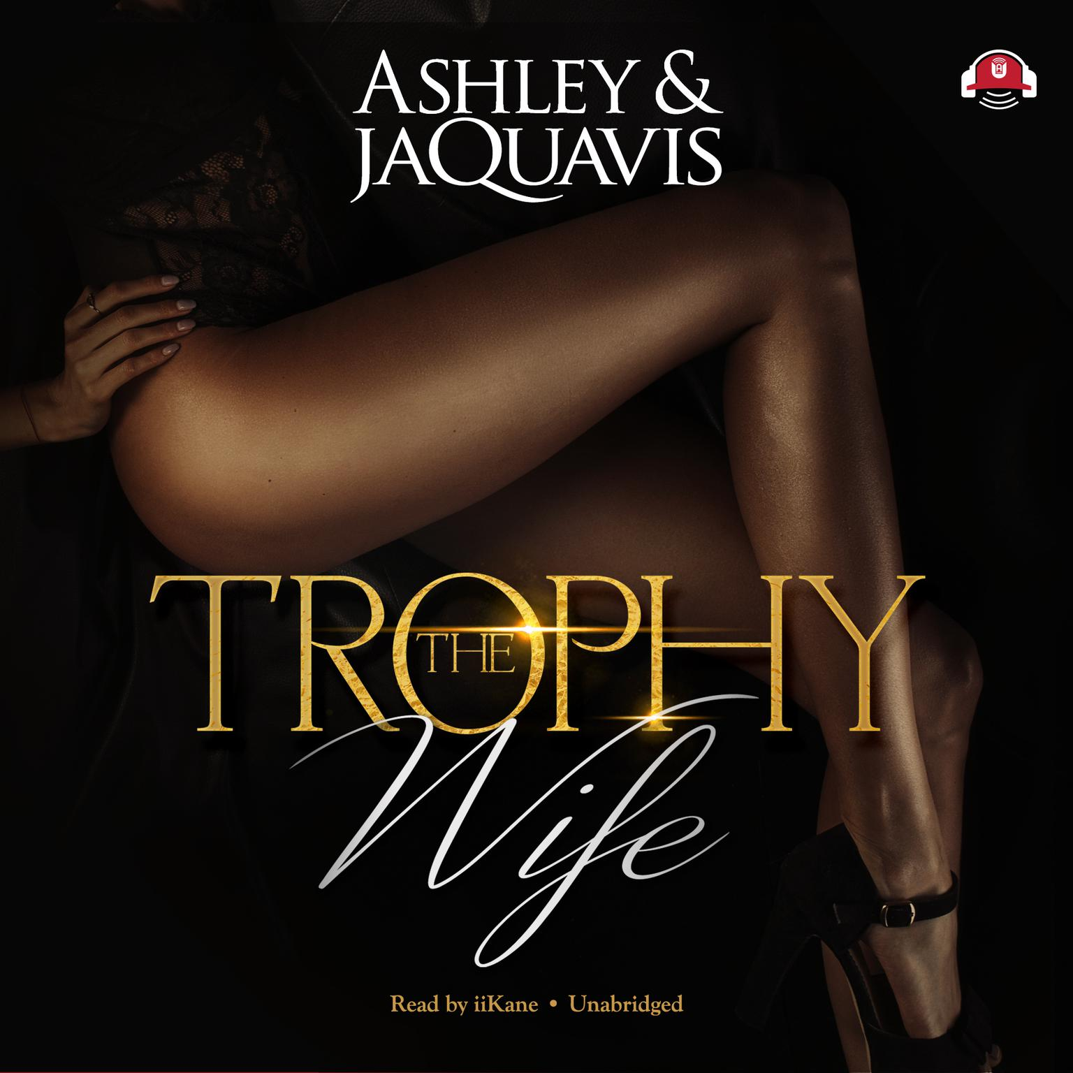Printable The Trophy Wife Audiobook Cover Art