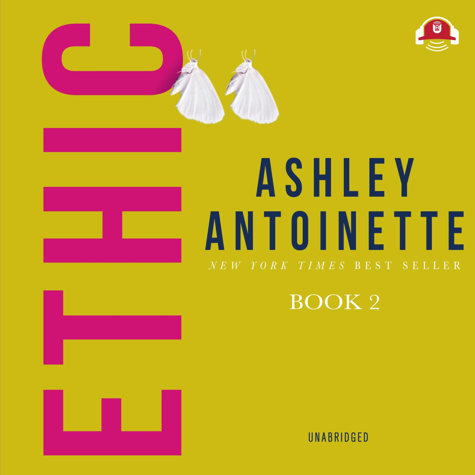 Printable Ethic II Audiobook Cover Art