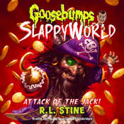 Attack of the Jack! Audiobook, by R. L. Stine