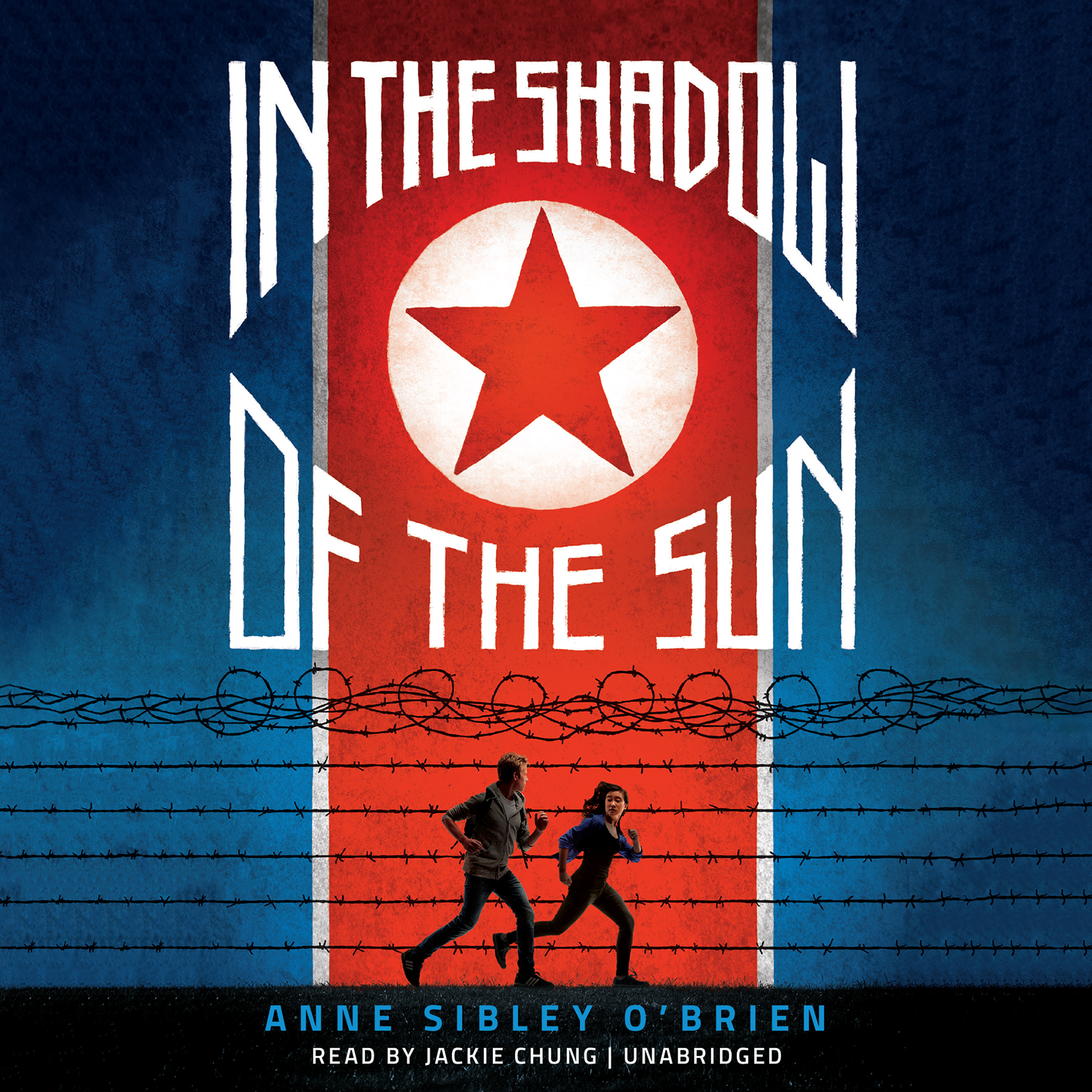 Printable In the Shadow of the Sun Audiobook Cover Art