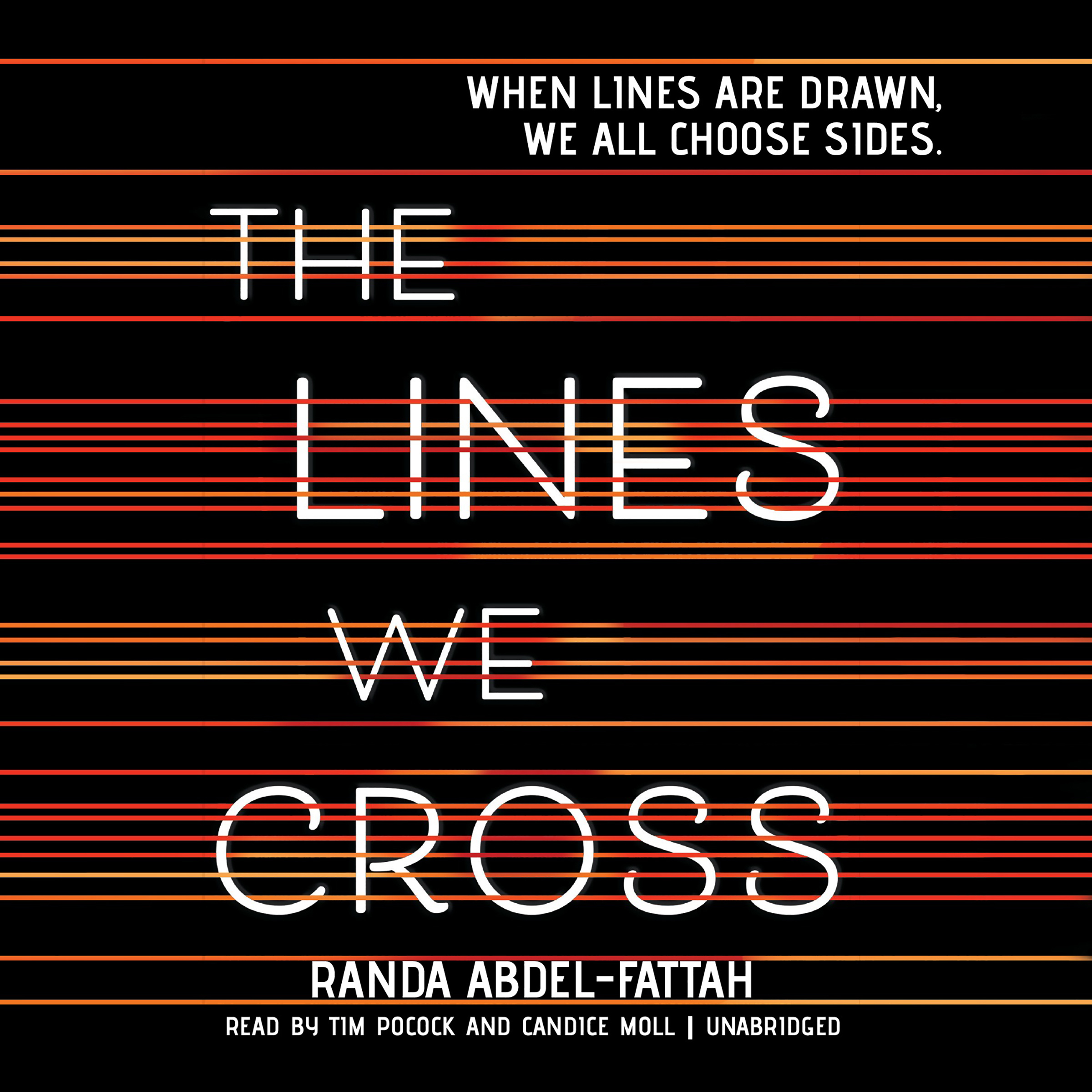 Printable The Lines We Cross Audiobook Cover Art