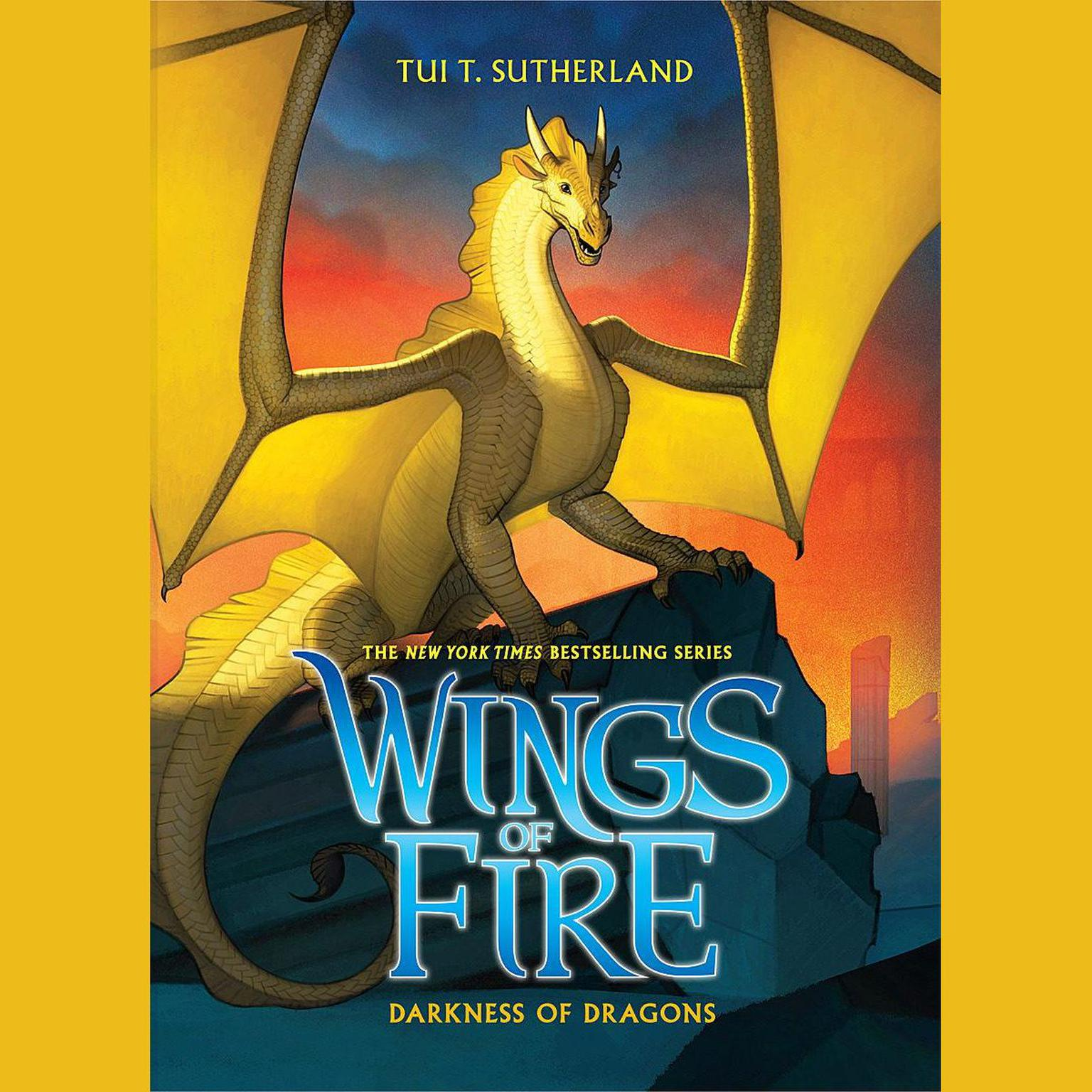 Darkness of Dragons Audiobook, by Tui T. Sutherland