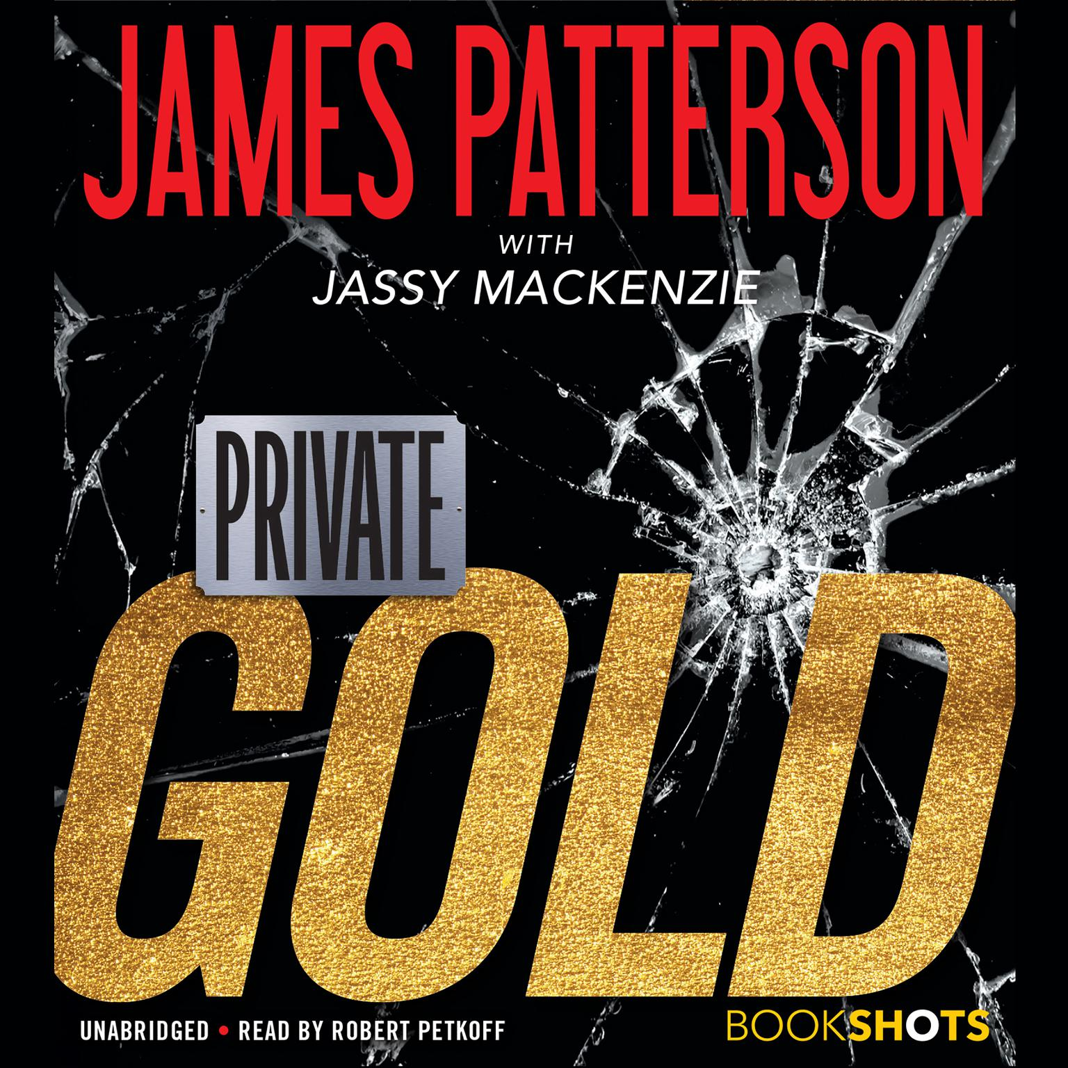 Printable Private: Gold Audiobook Cover Art