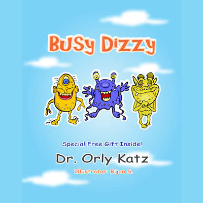 Busy Dizzy Audiobook, by Orly Katz
