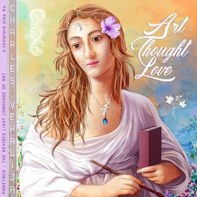 Art Thought Love Audiobook, by Charles Vehadija