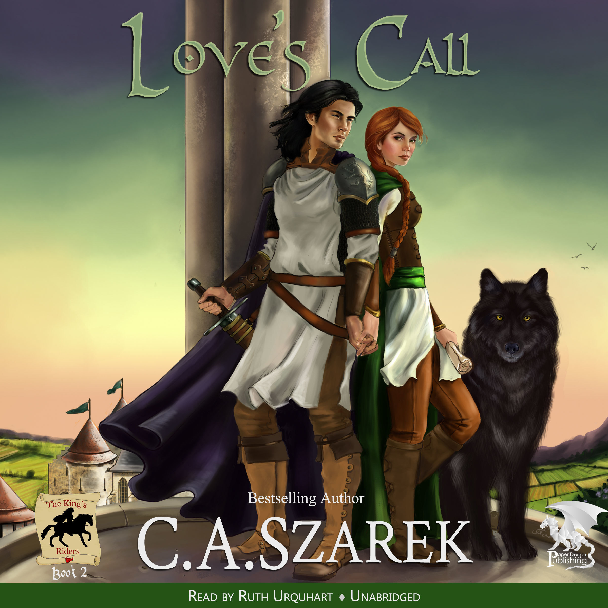 Printable Love's Call  Audiobook Cover Art