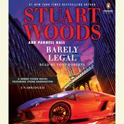 Barely Legal Audiobook, by Stuart Woods, Parnell Hall