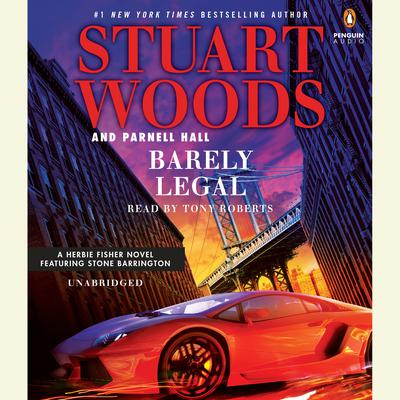 Barely Legal Audiobook, by Stuart Woods